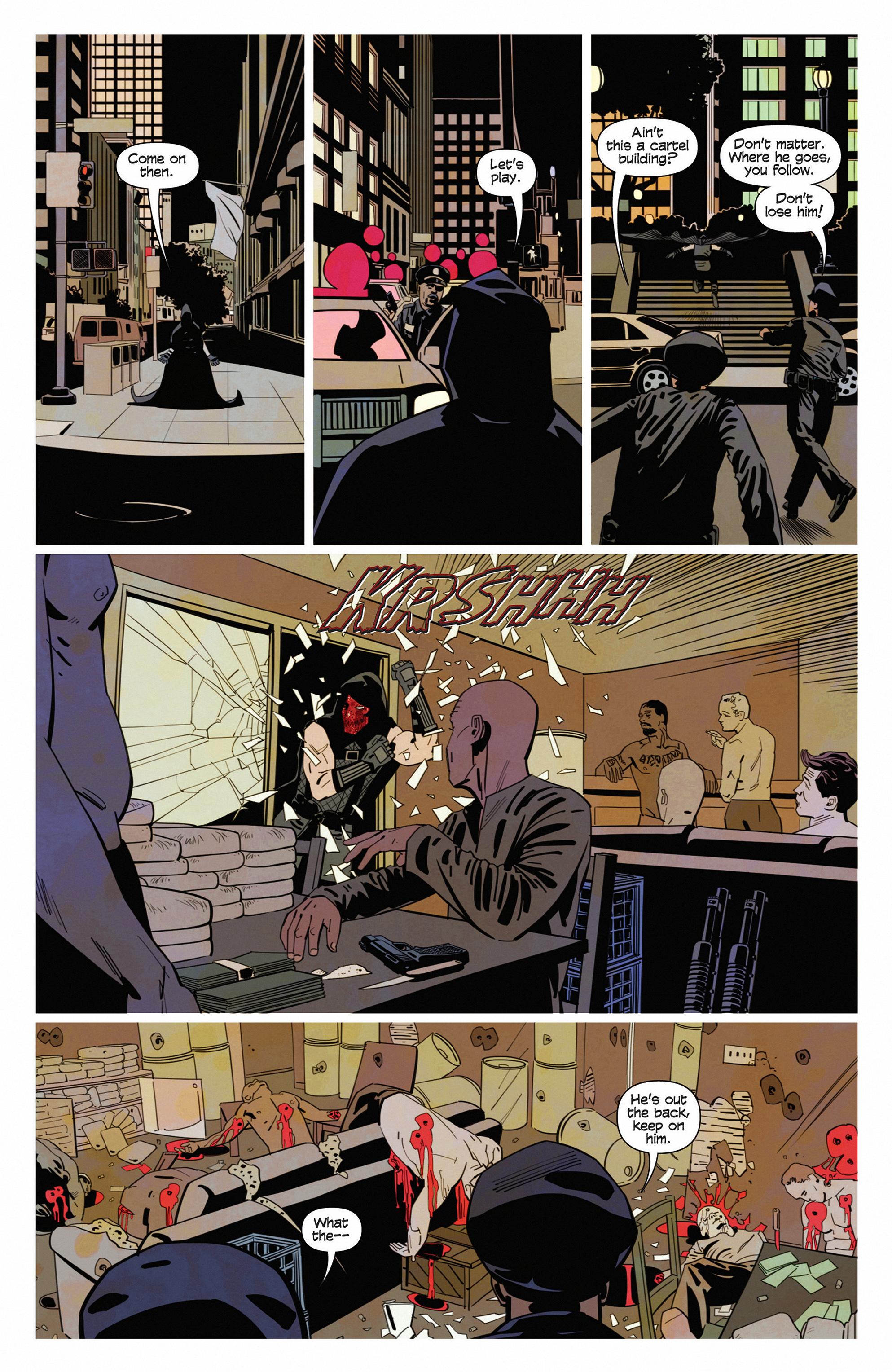 Read online Demonic comic -  Issue #5 - 16