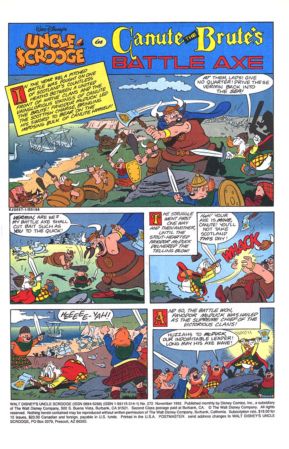 com/uncle-scrooge-1953/is #133 - English 2