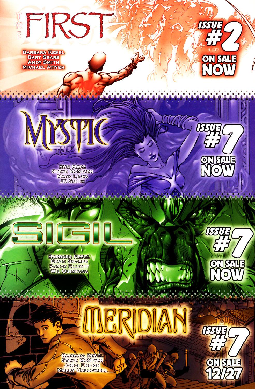 Read online Scion comic -  Issue #7 - 25