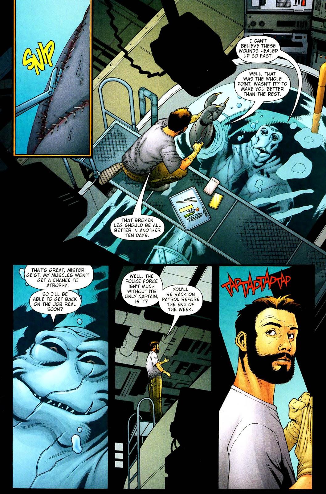 Aquaman (2003) Issue #33 #33 - English 8
