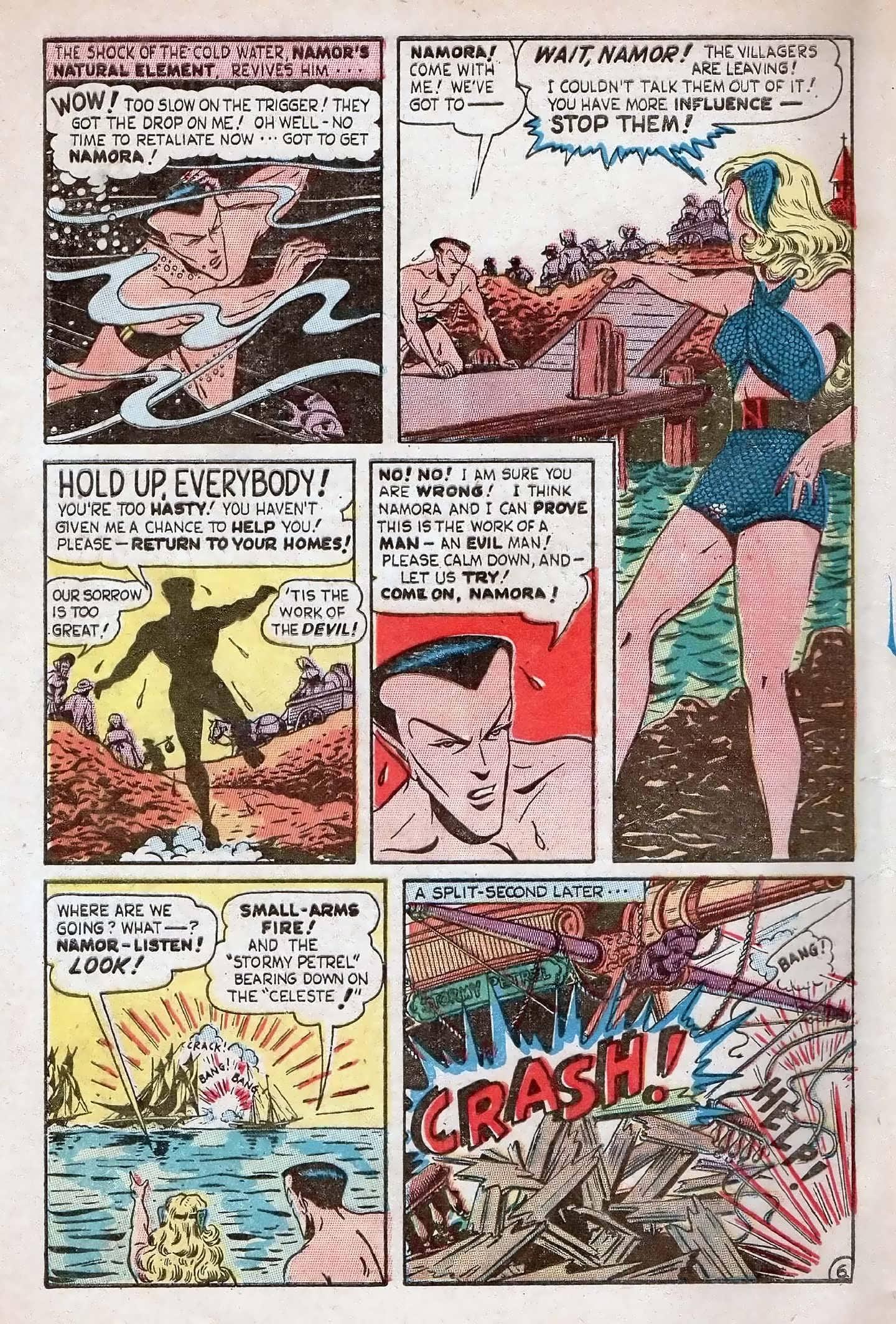 Sub-Mariner Comics #27 #27 - English 8