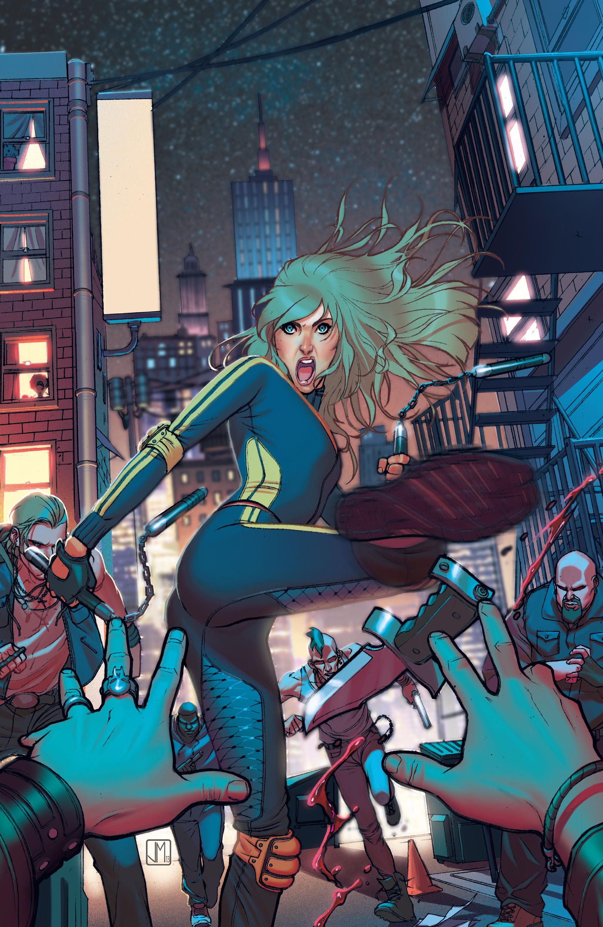 DC Comics: Zero Year chap tpb pic 172