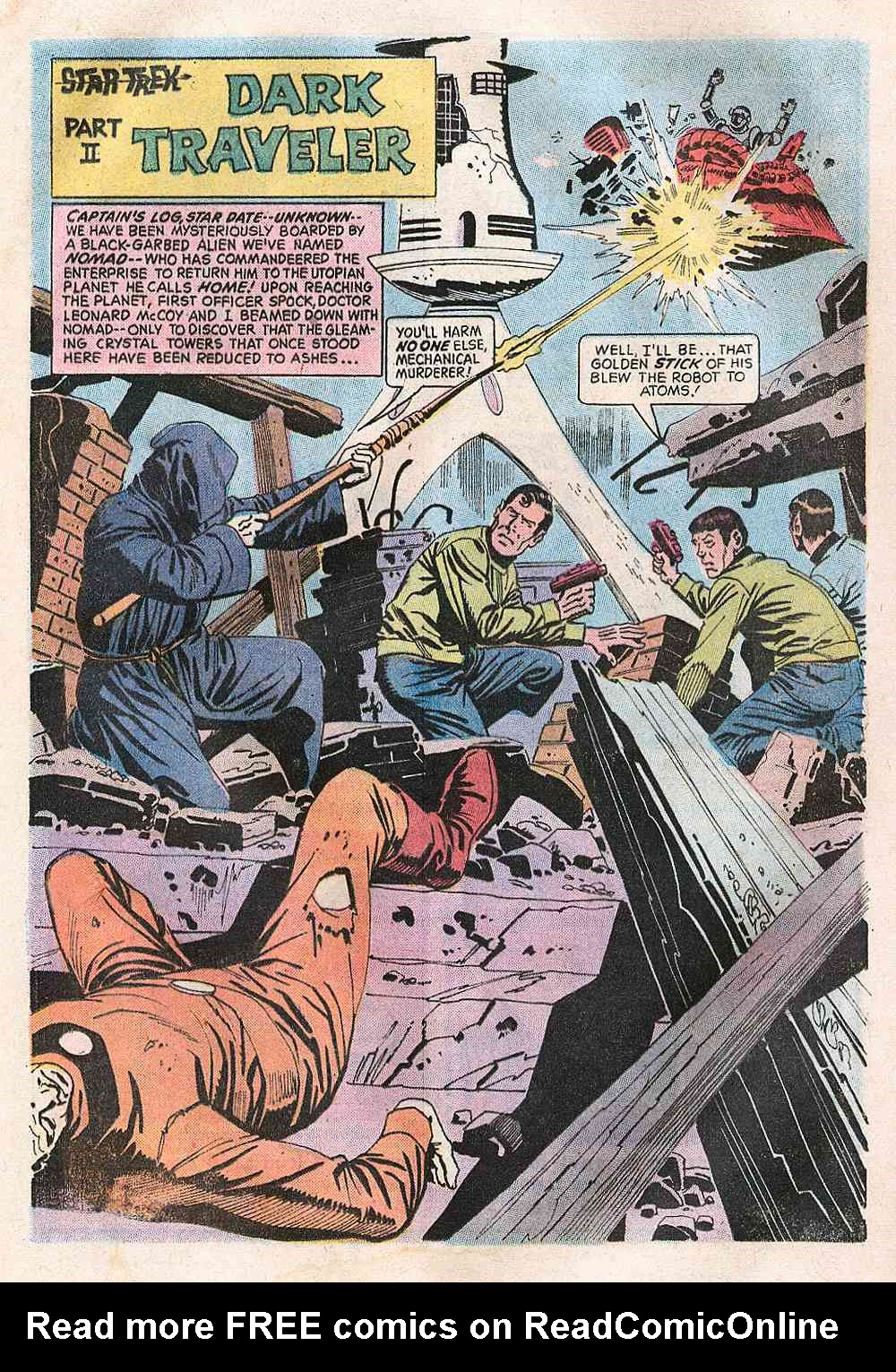 Star Trek (1967) Issue #13 #13 - English 14