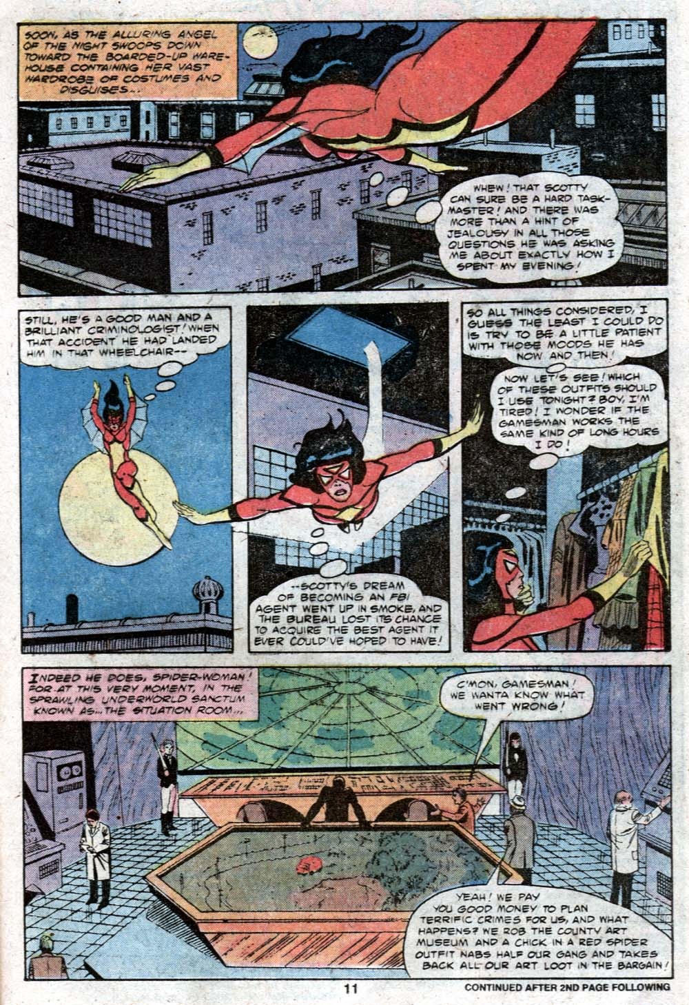 Spider-Woman (1978) Issue #23 #23 - English 9
