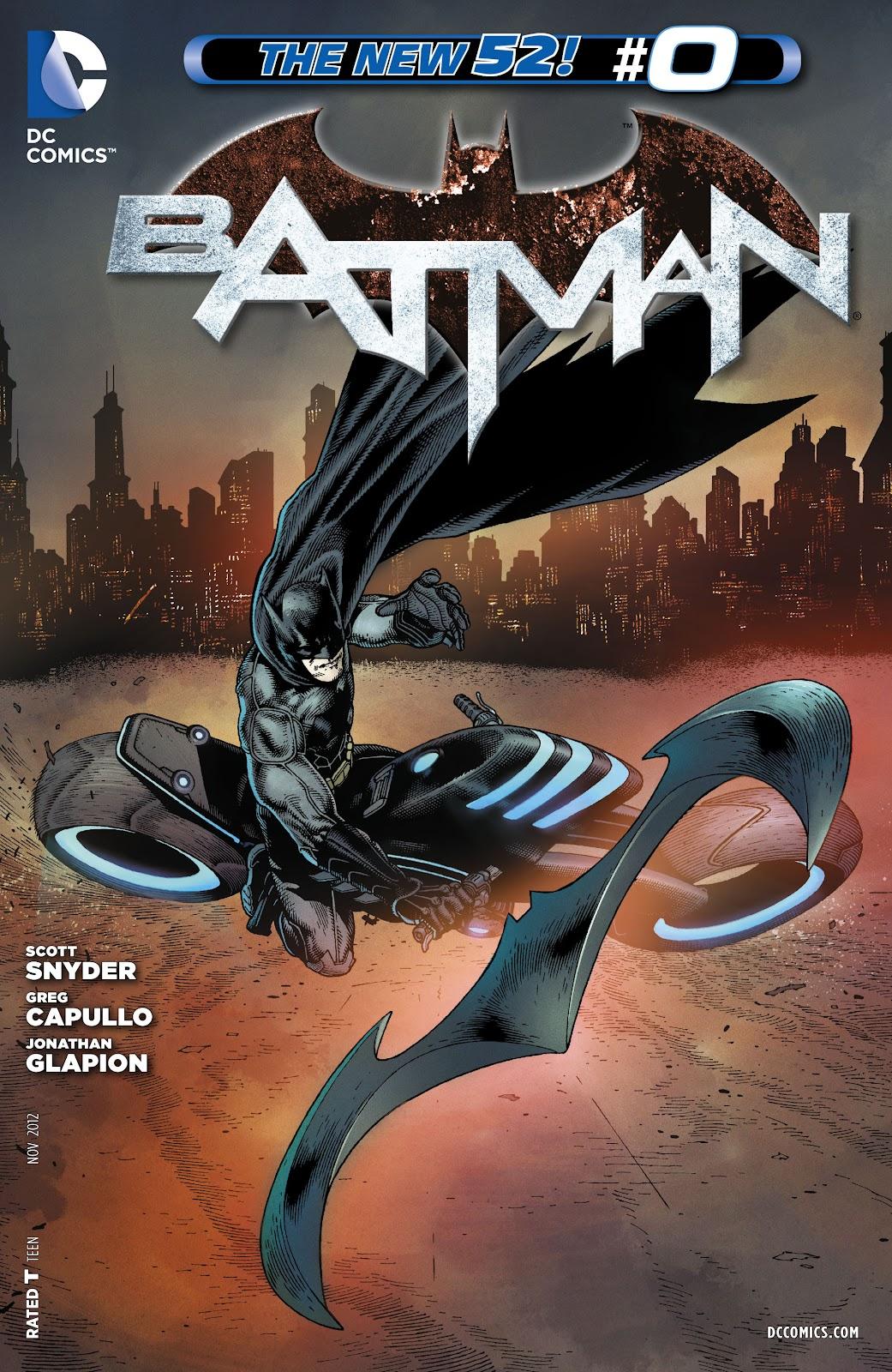 Batman (2011) Issue #0 #15 - English 31