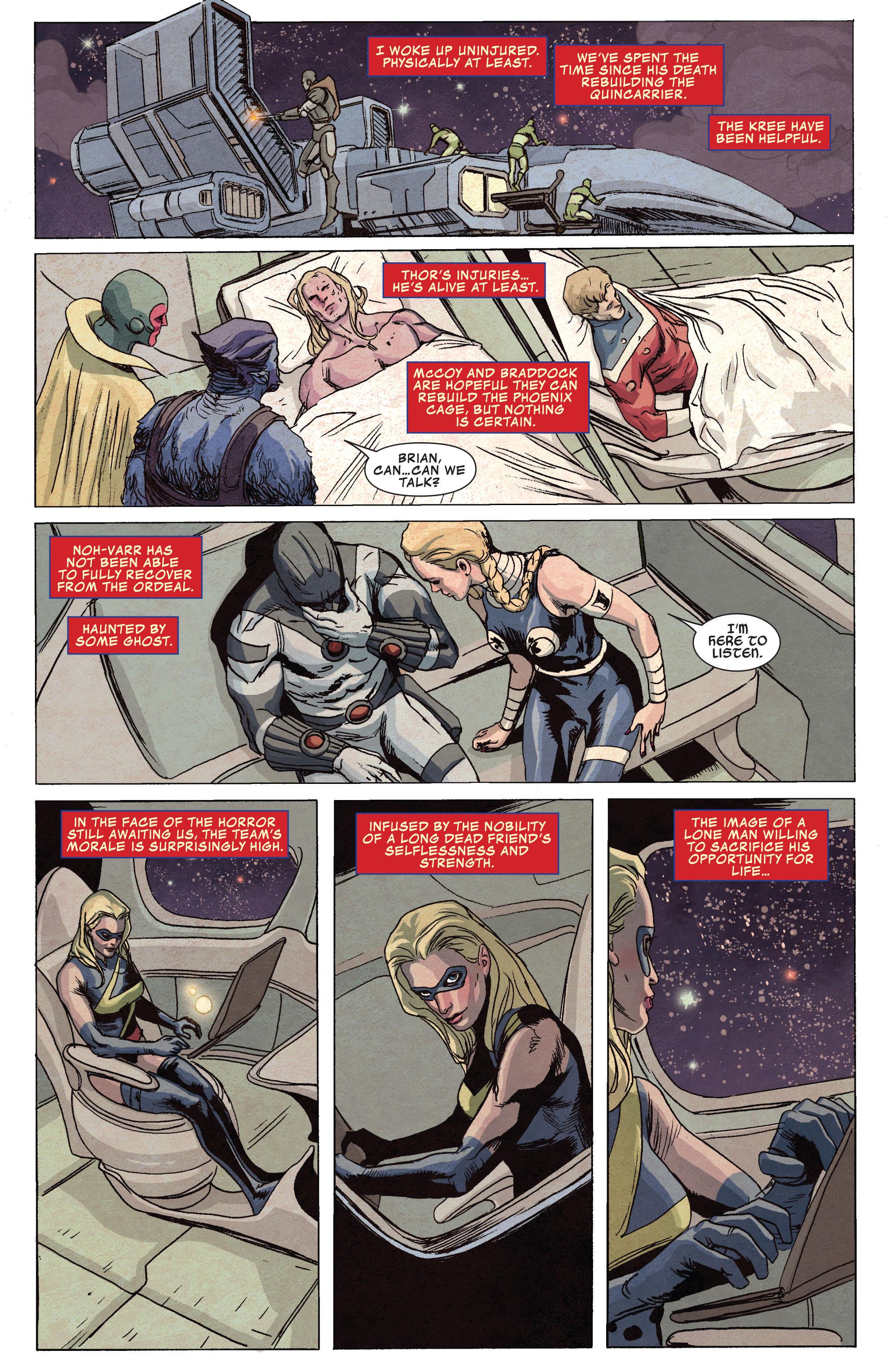 Read online Secret Avengers (2010) comic -  Issue #28 - 19