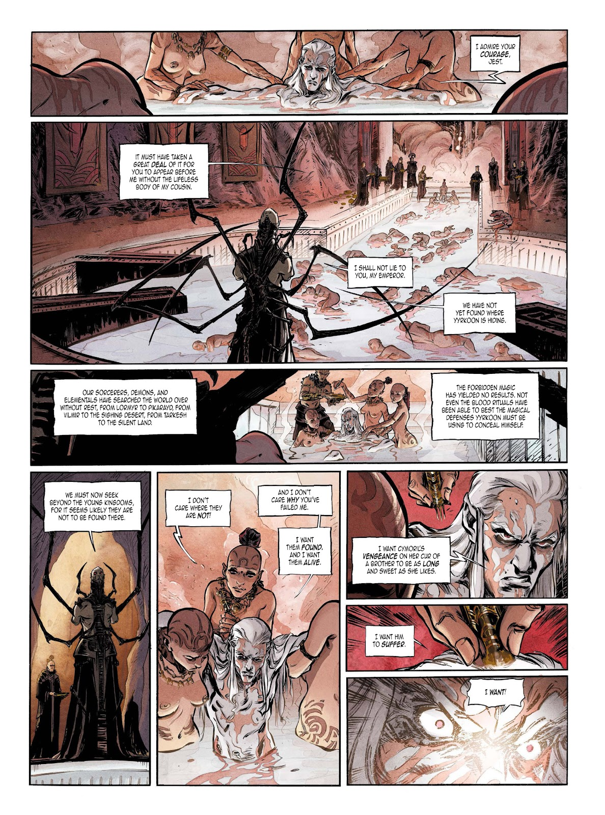 Elric (2014) TPB 2 #2 - English 13