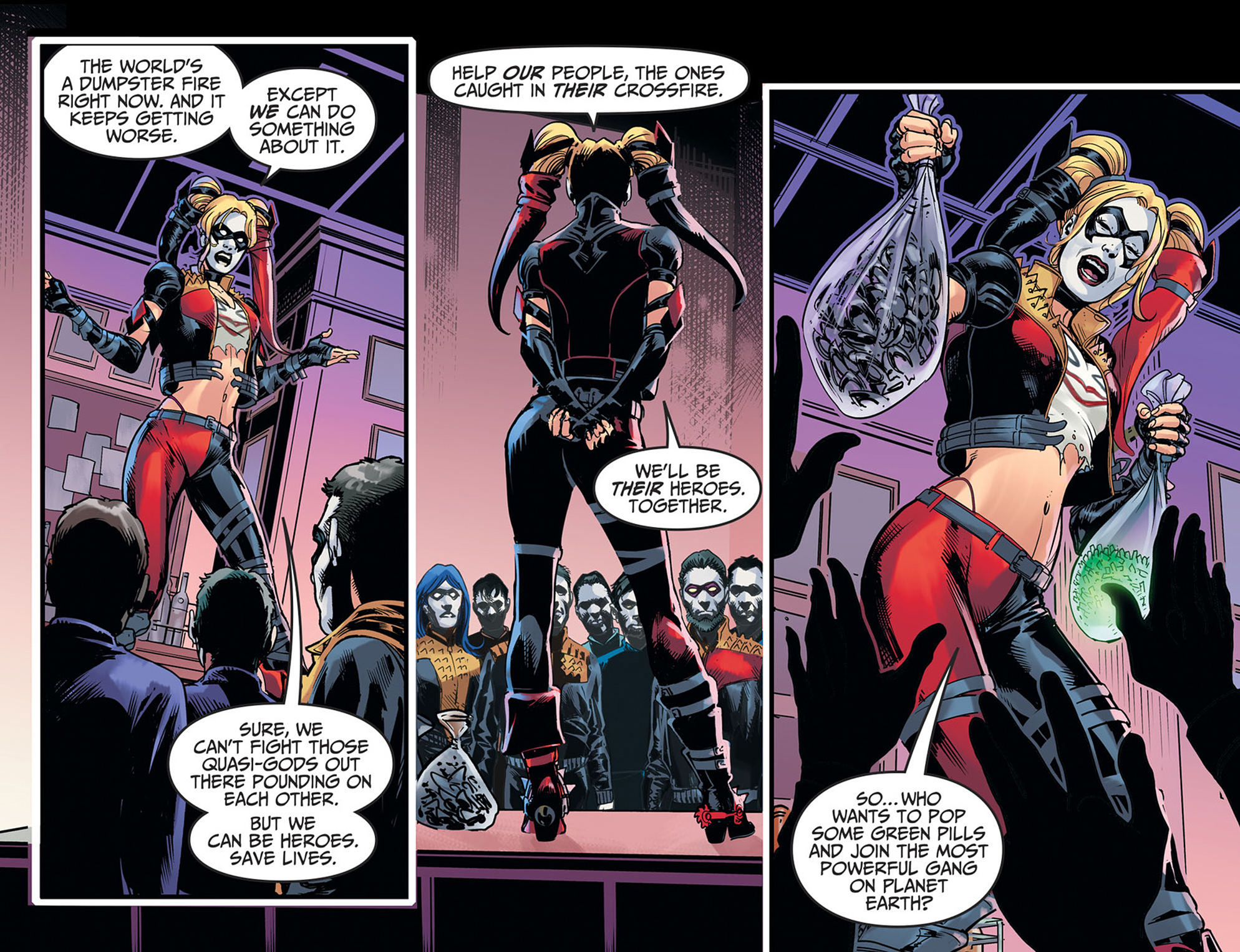 Read online Injustice: Ground Zero comic -  Issue #21 - 19