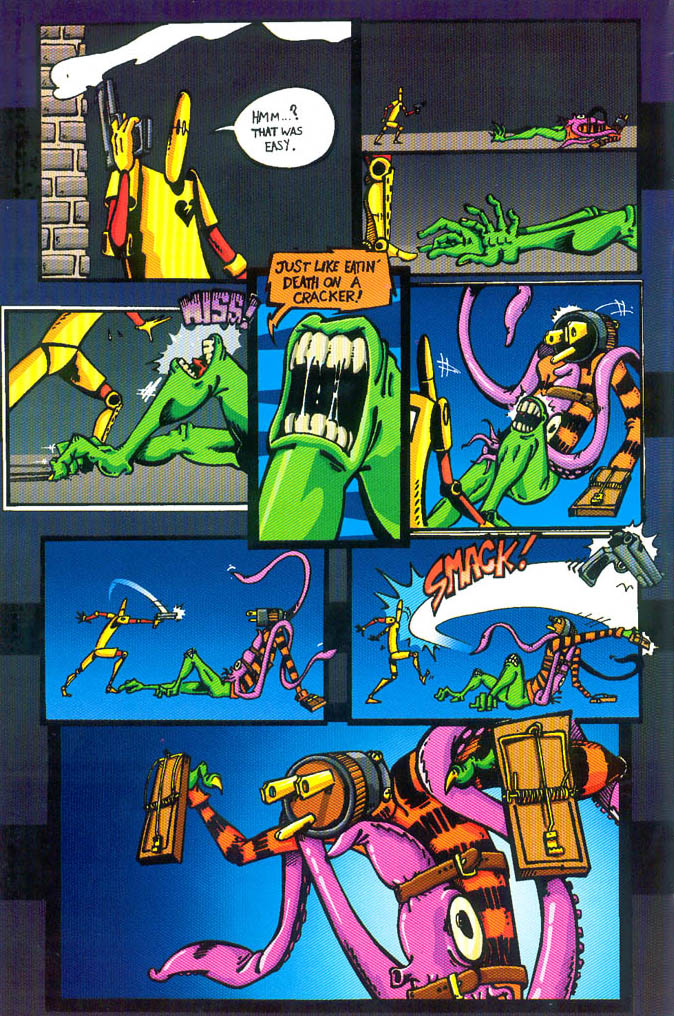 Read online Scud: The Disposable Assassin (1994) comic -  Issue #1 - 13
