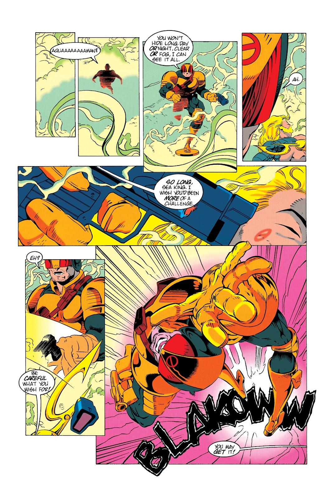 Aquaman (1994) Issue #9 #15 - English 13