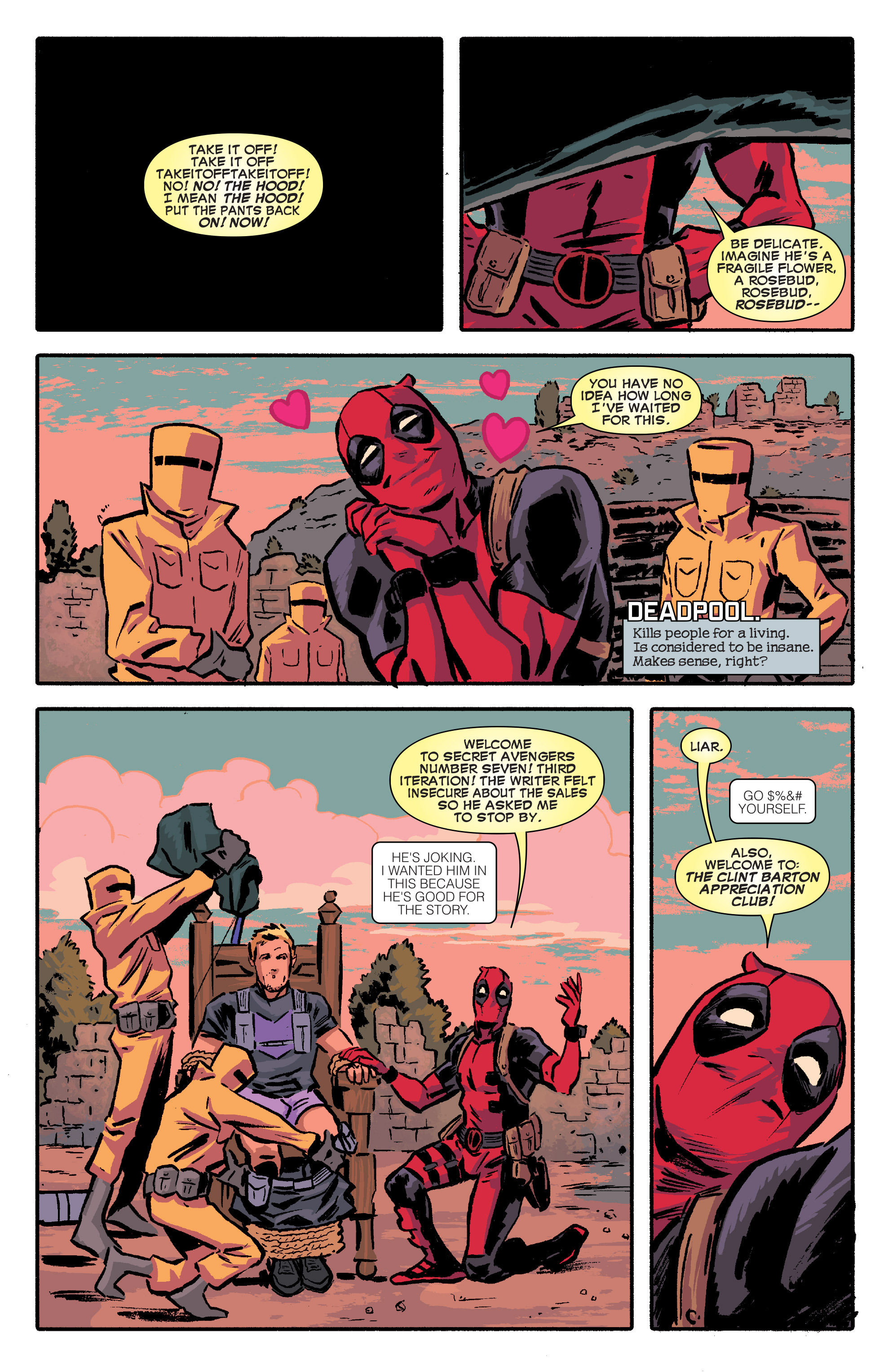 Read online Secret Avengers (2014) comic -  Issue #7 - 3