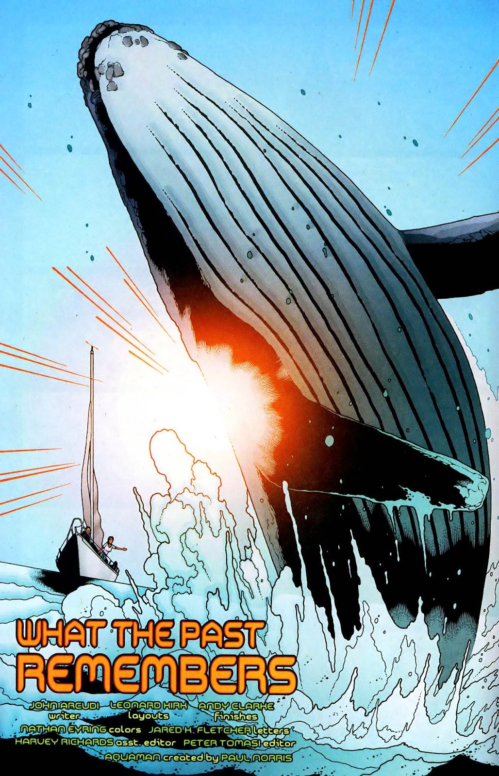 Aquaman (2003) Issue #33 #33 - English 3