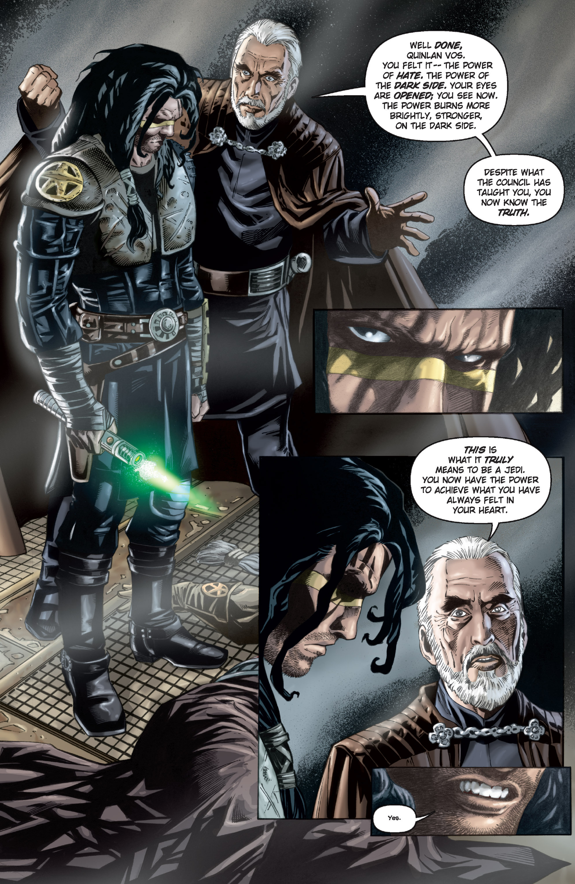 Star Wars Legends Epic Collection: The Clone Wars chap 2 pic 135