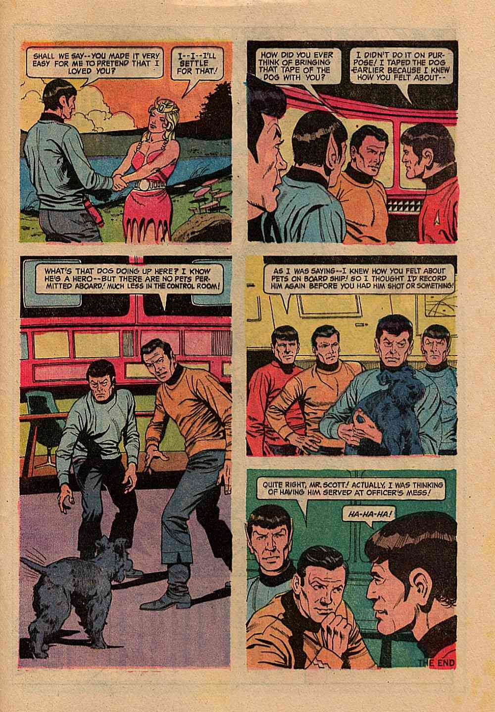 Star Trek (1967) Issue #18 #18 - English 26