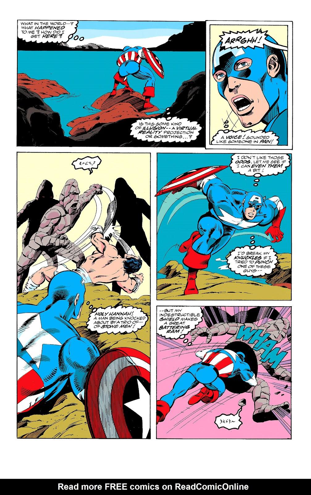 Captain America (1968) _Annual 11 #11 - English 10