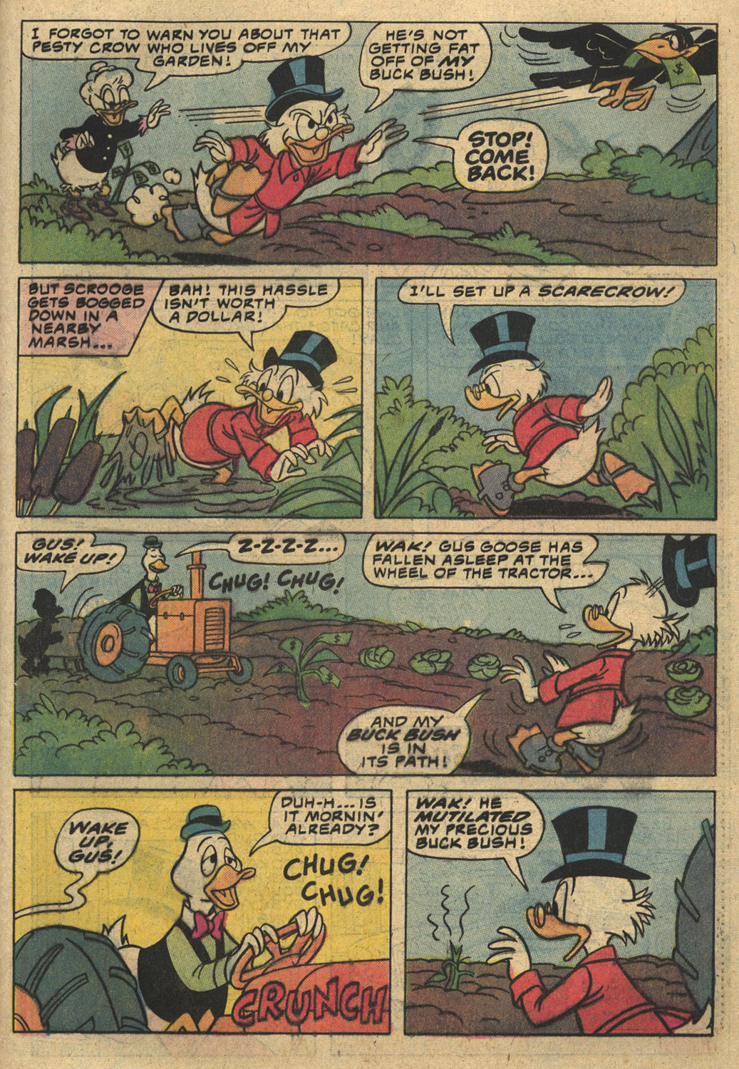 Uncle Scrooge (1953) Issue #186 #186 - English 21