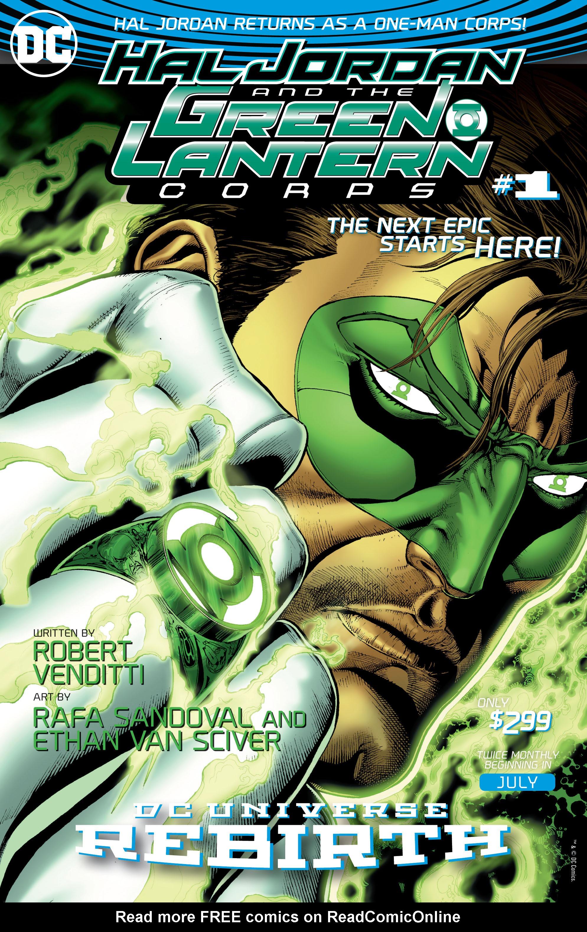 Read online Scooby Apocalypse comic -  Issue #2 - 26