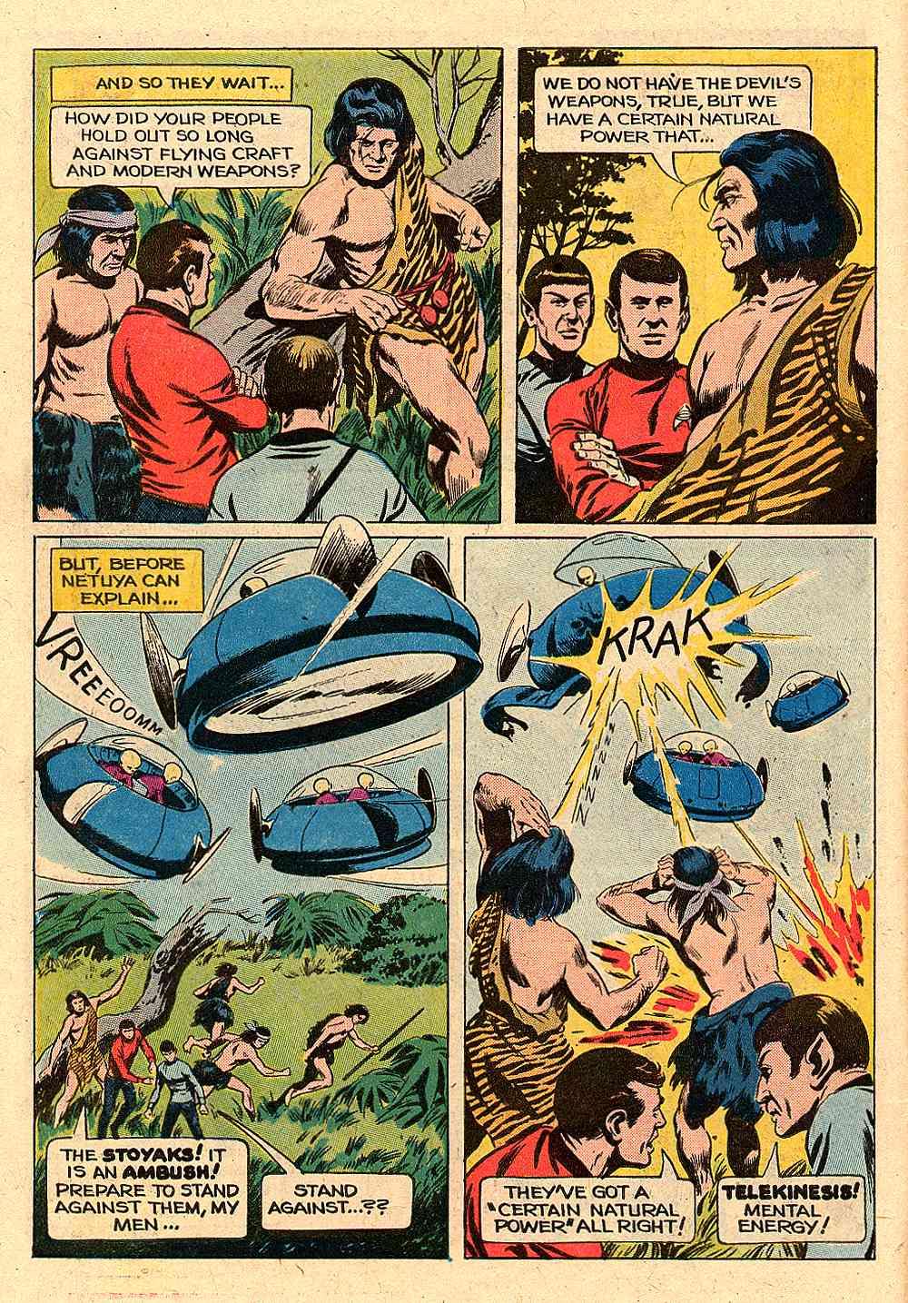 Star Trek (1967) #55 #55 - English 5