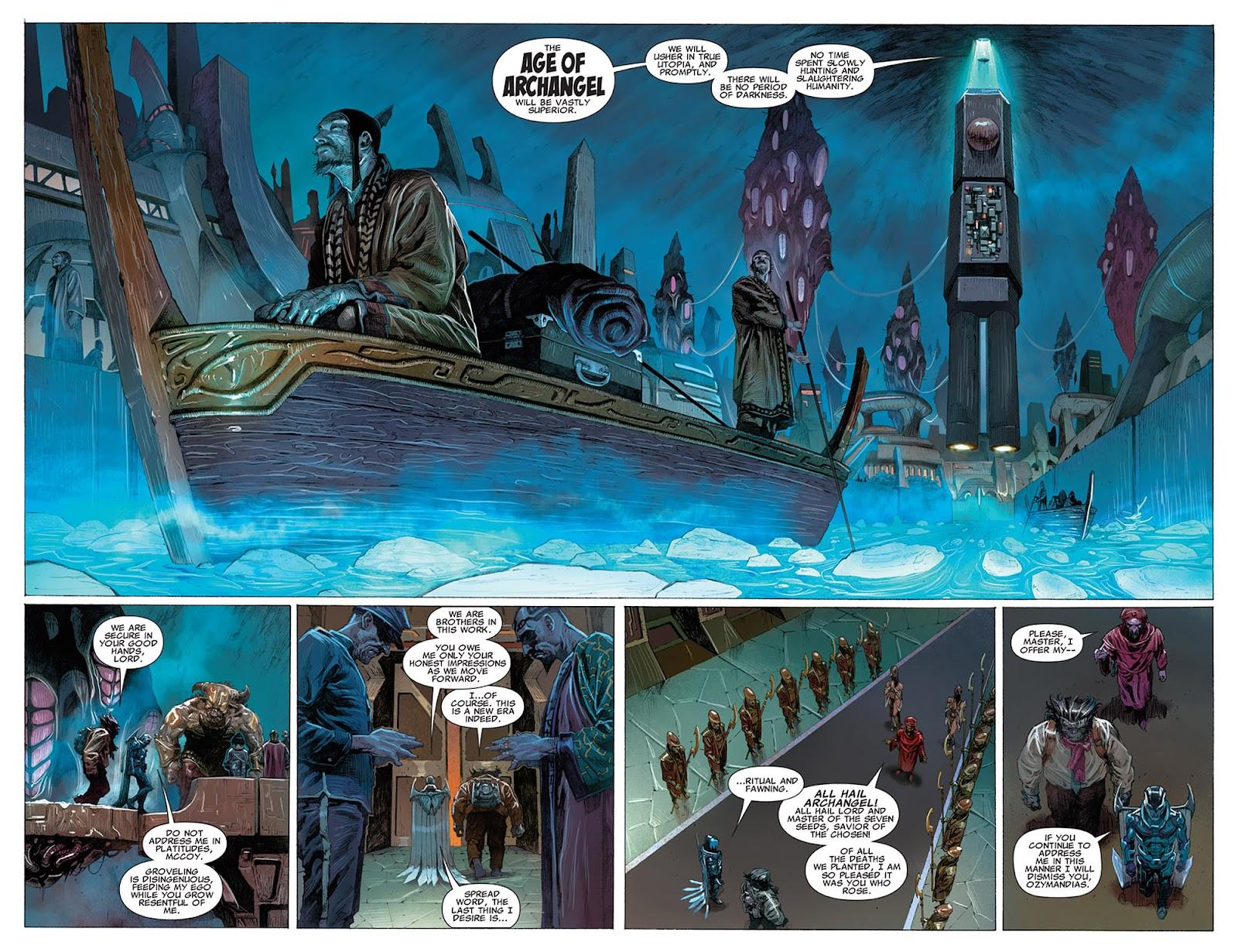 Uncanny X-Force (2010) Issue #14 #15 - English 4