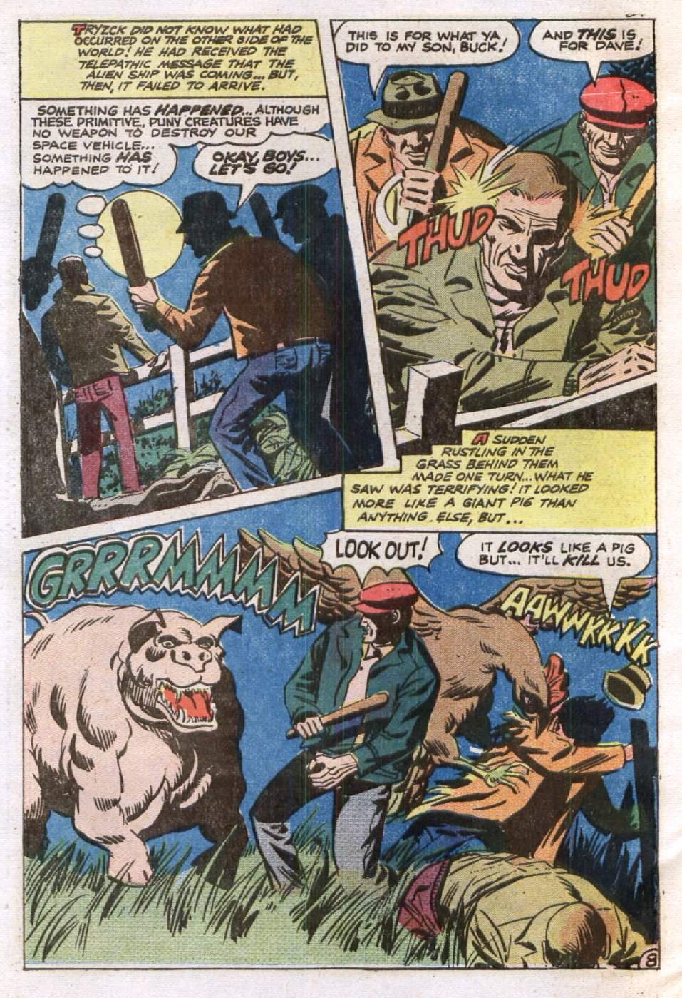 Read online Scary Tales comic -  Issue #6 - 26