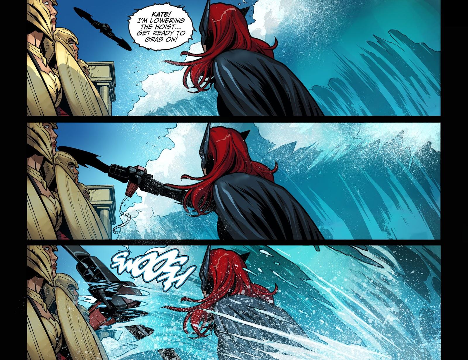 Injustice: Gods Among Us Year Four Issue #20 #21 - English 11