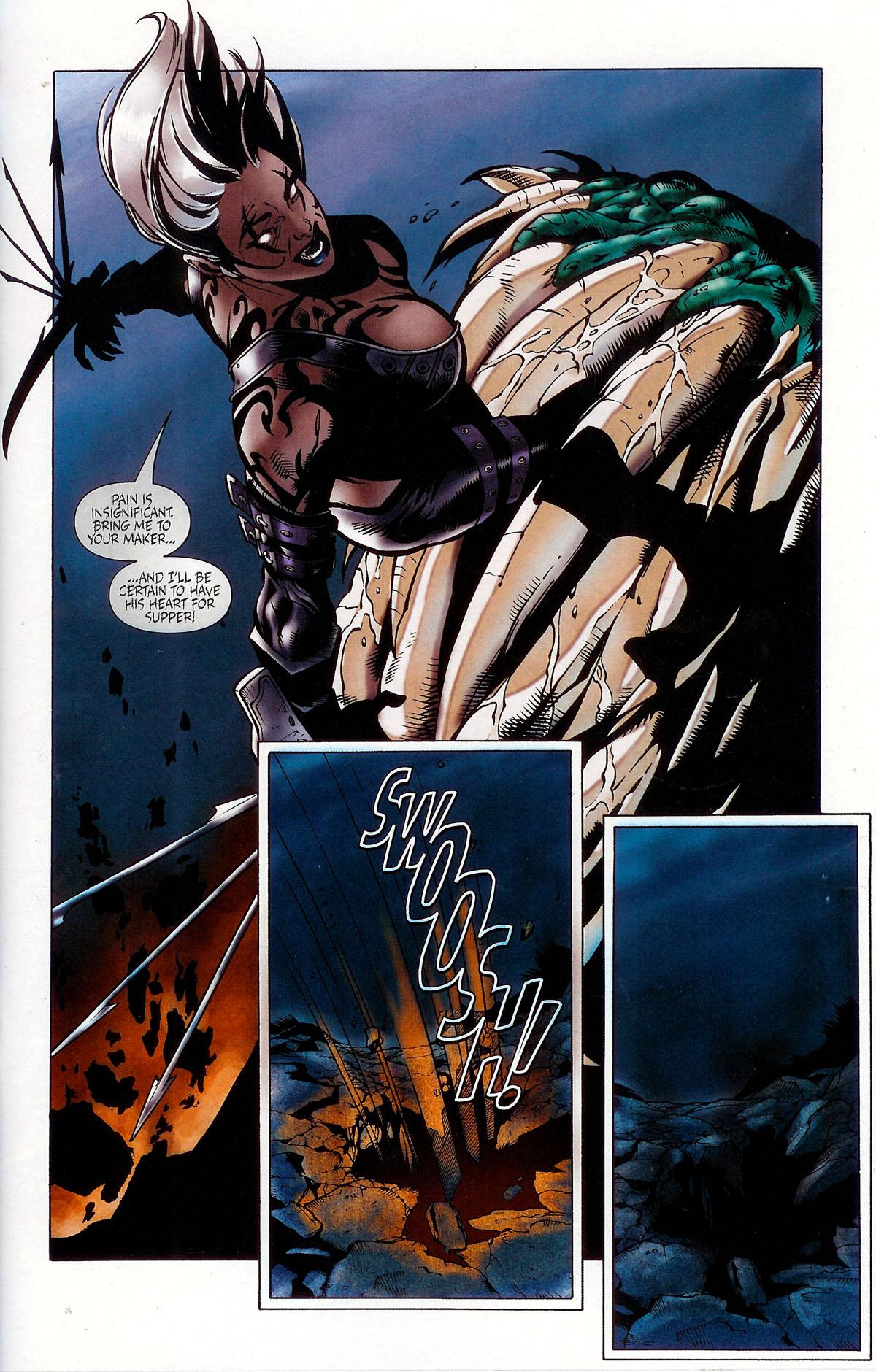 Read online BloodRayne: Dark Soul comic -  Issue # Full - 20