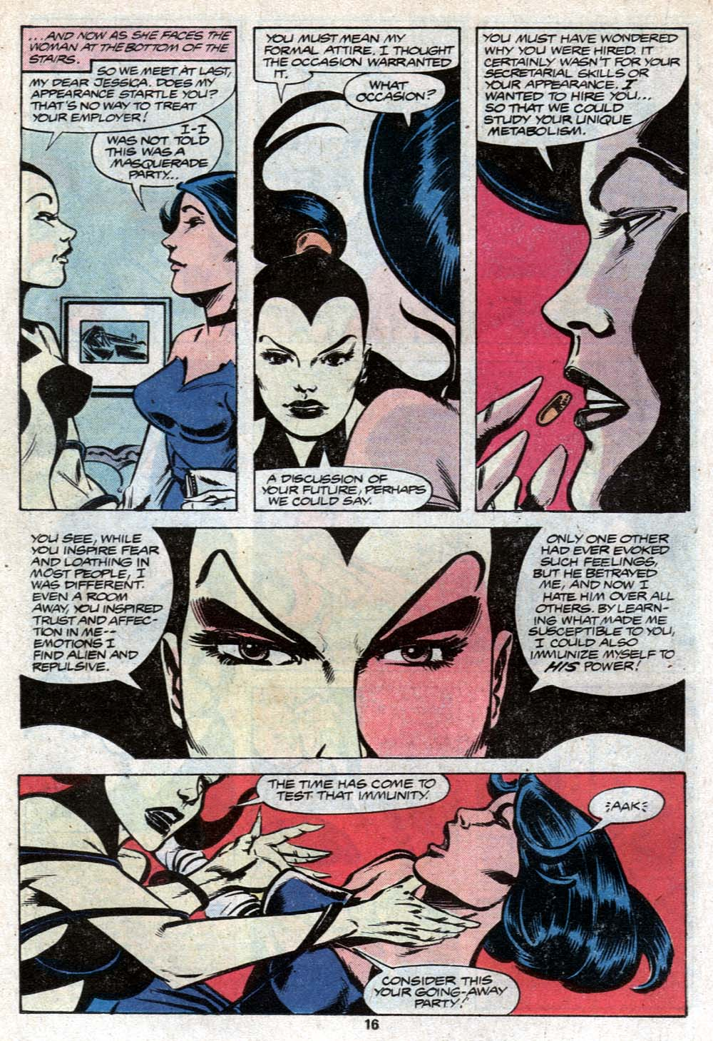Spider-Woman (1978) Issue #16 #16 - English 11