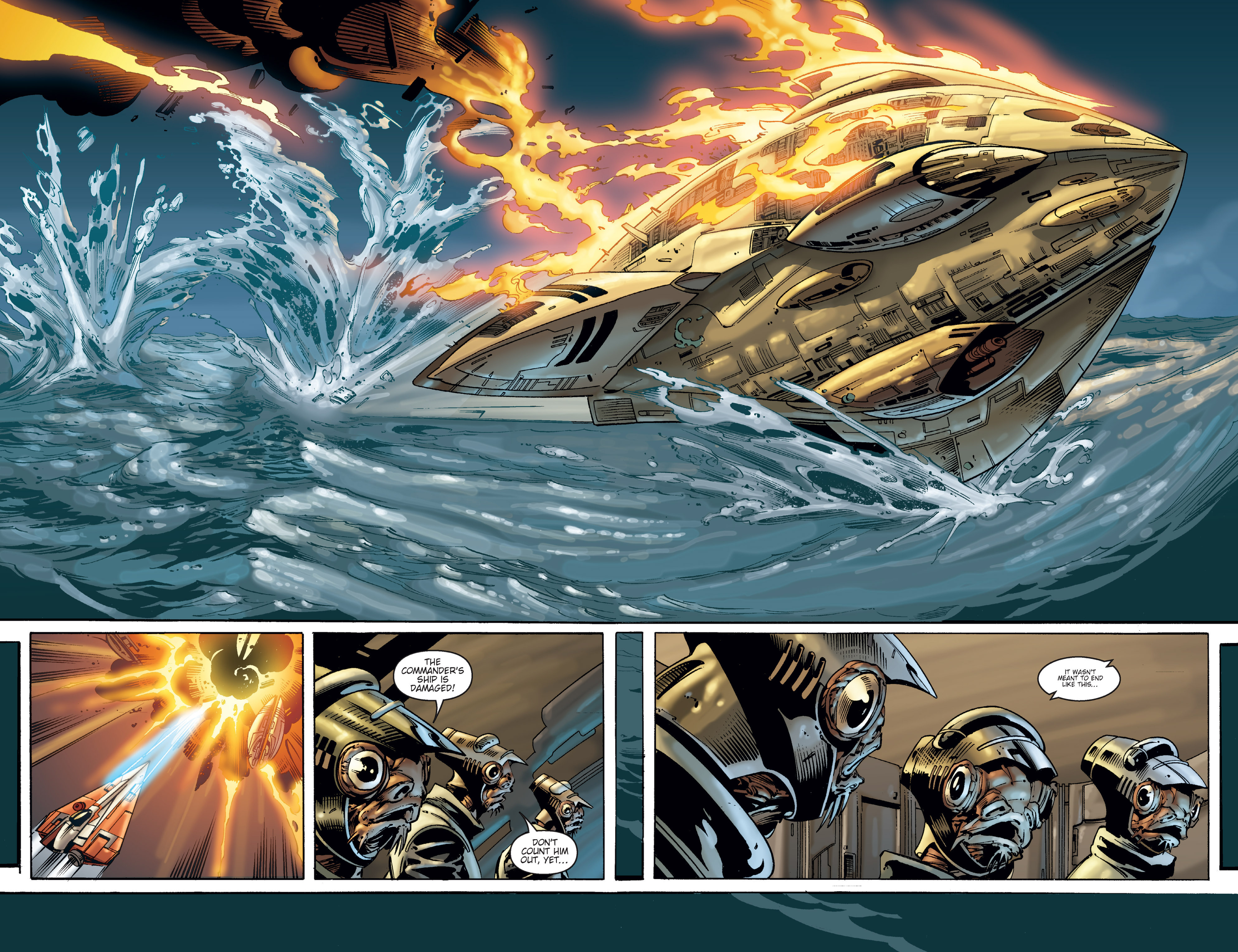 Star Wars Legends Epic Collection: The Clone Wars chap 1 pic 90