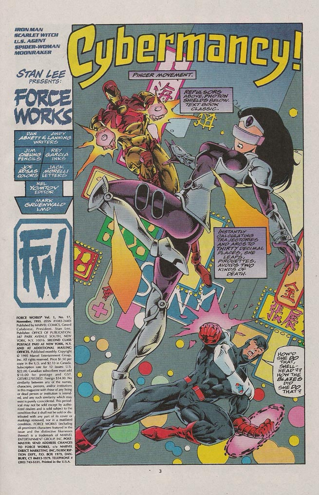 Force Works Issue #17 #17 - English 4