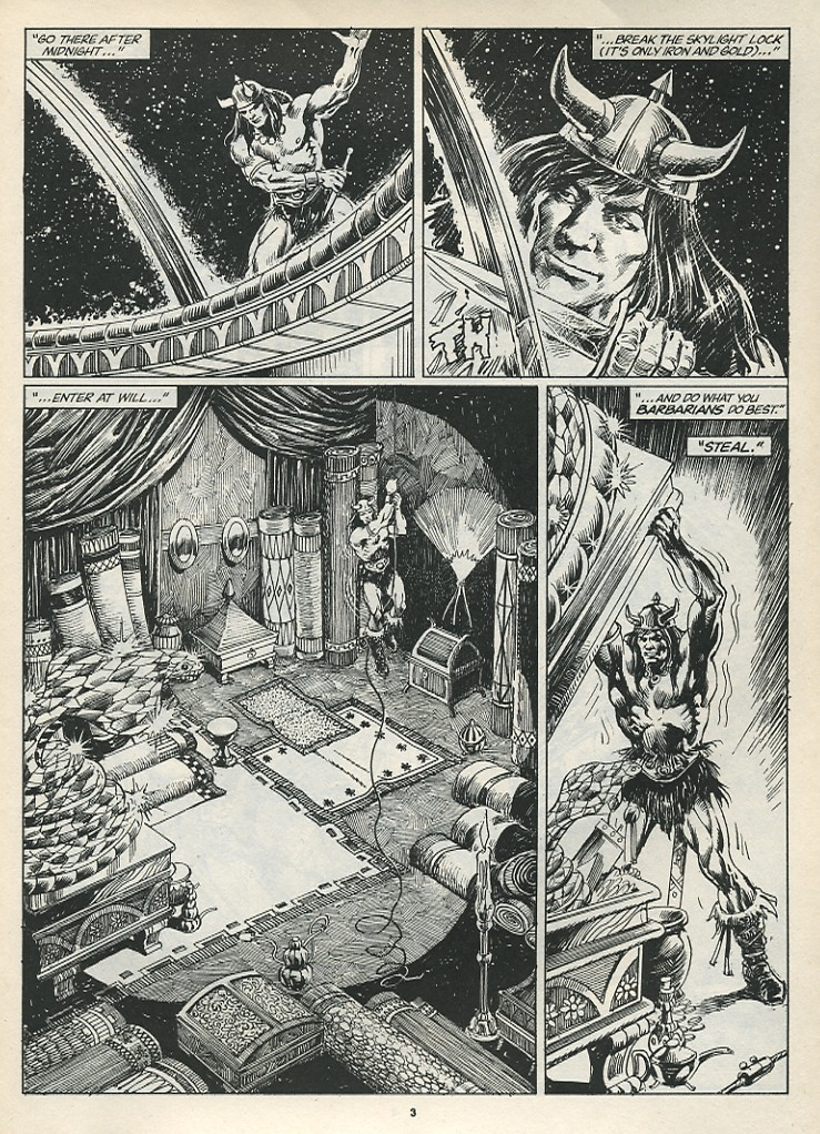 The Savage Sword Of Conan Issue #174 #175 - English 5