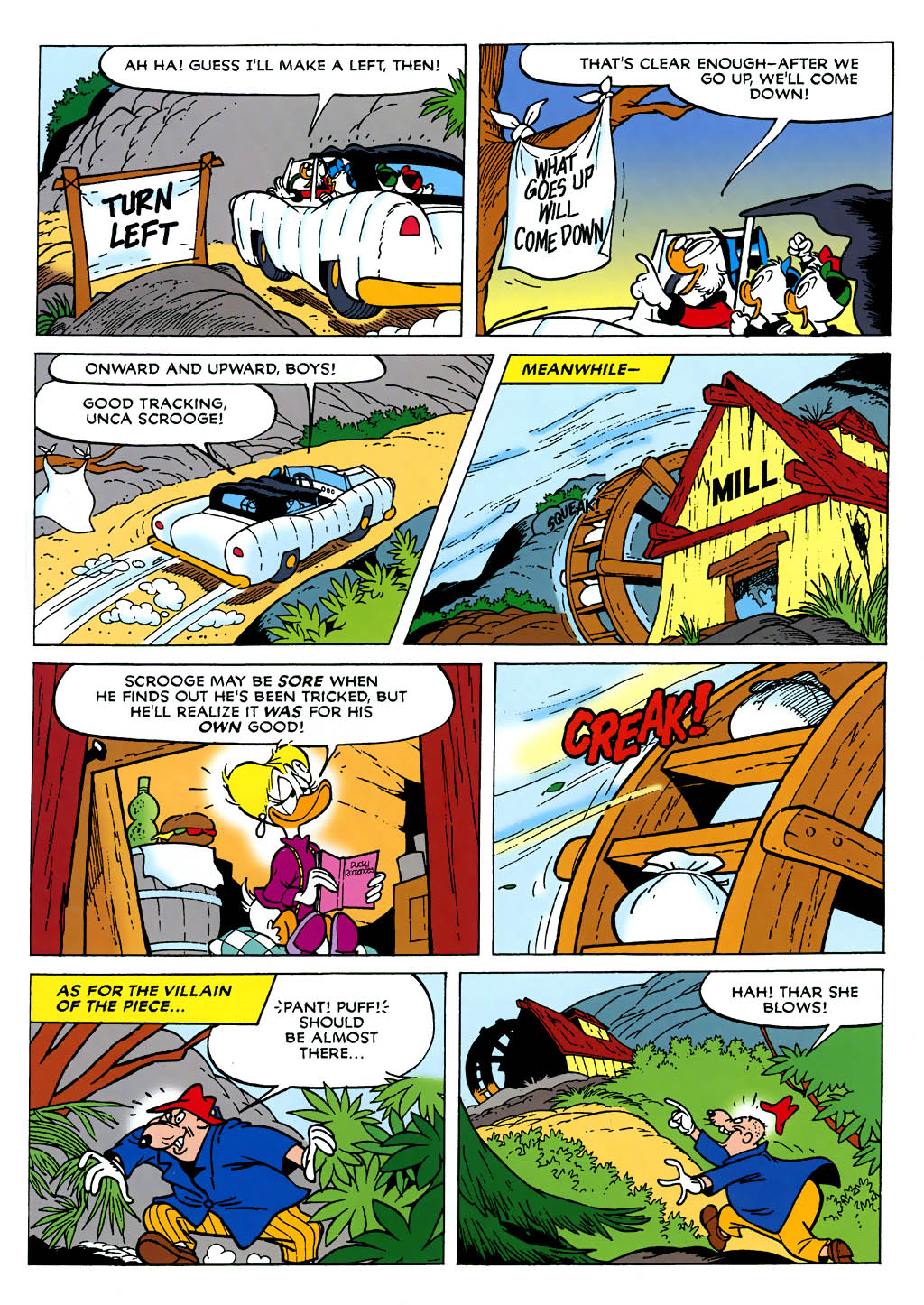 Uncle Scrooge (1953) Issue #322 #322 - English 48