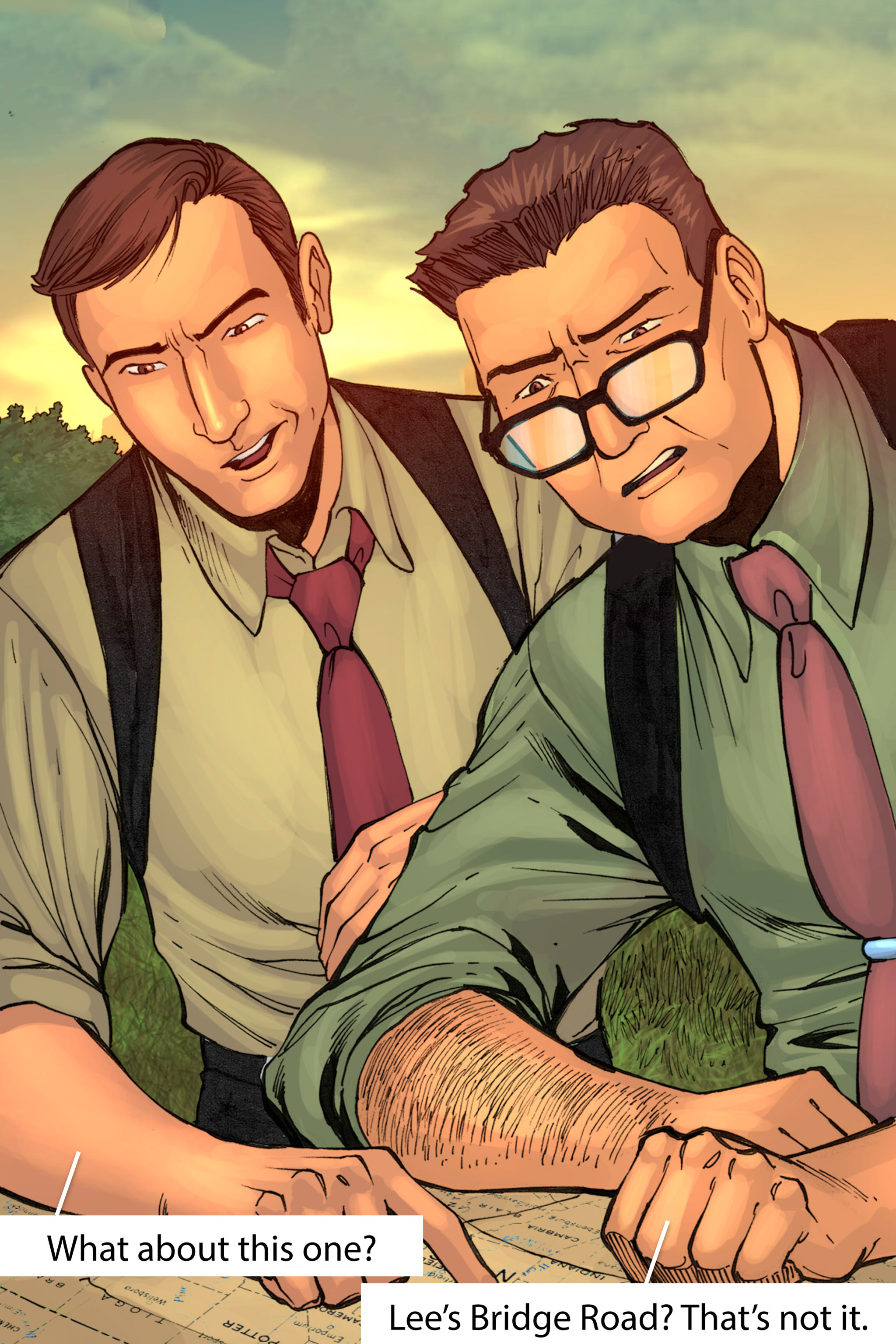 Read online Z-Men comic -  Issue #1 - 143