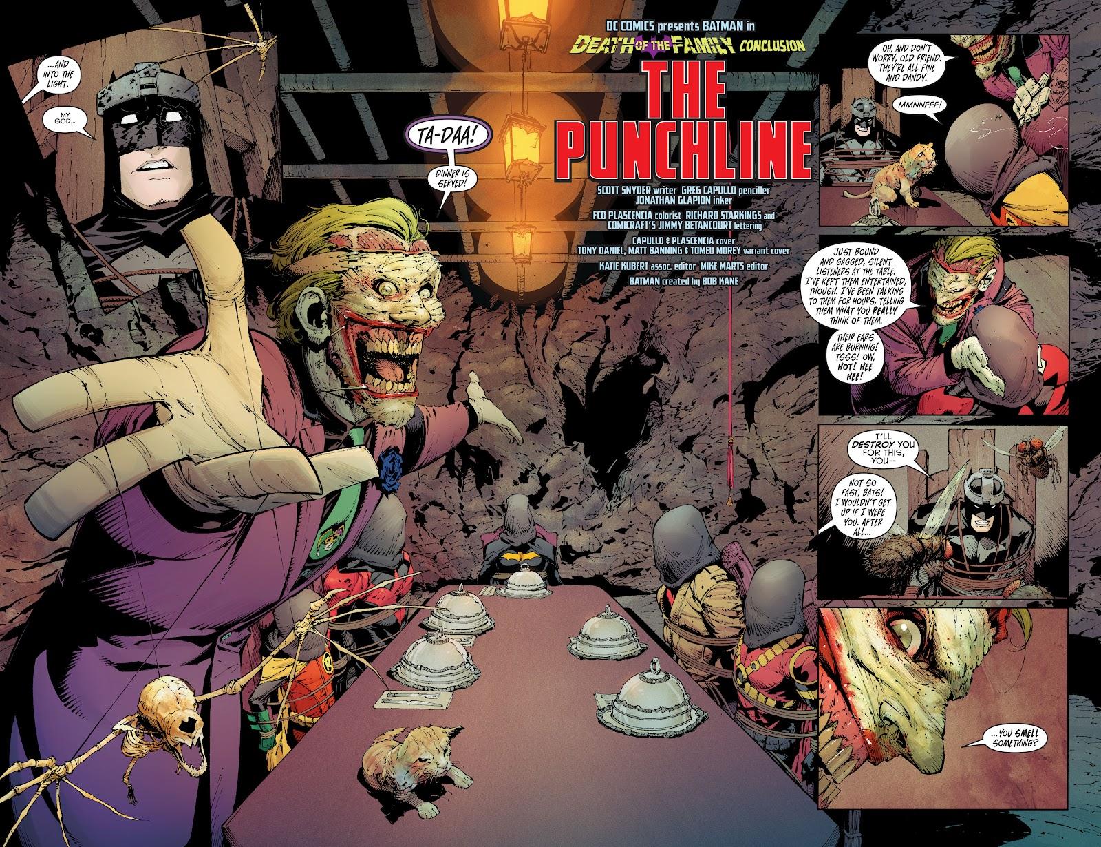 Batman (2011) Issue #17 #32 - English 3