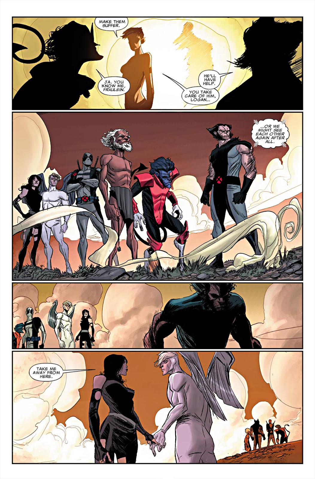 Uncanny X-Force (2010) Issue #19 #20 - English 11
