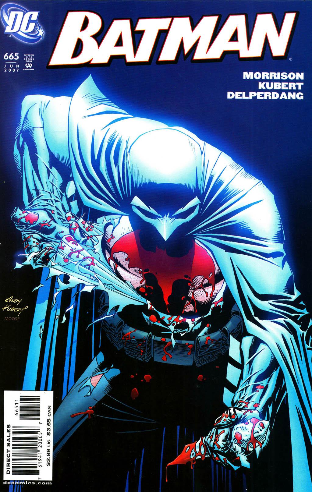 Batman (1940) 665 Page 1