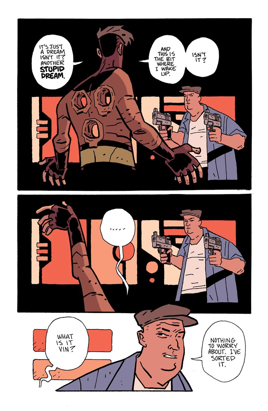 Mudman Issue #2 #2 - English 16
