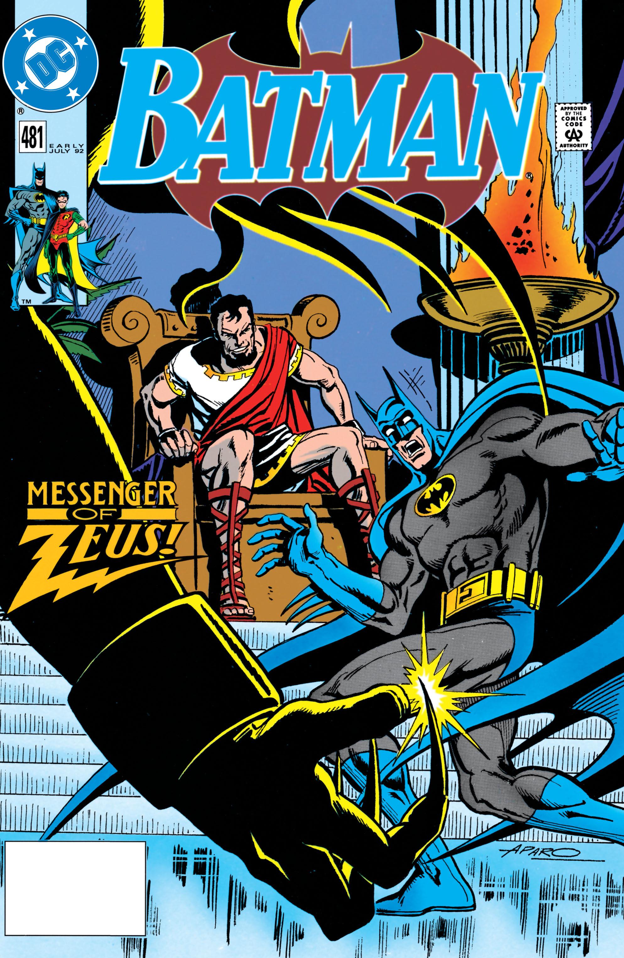 Batman (1940) 481 Page 1