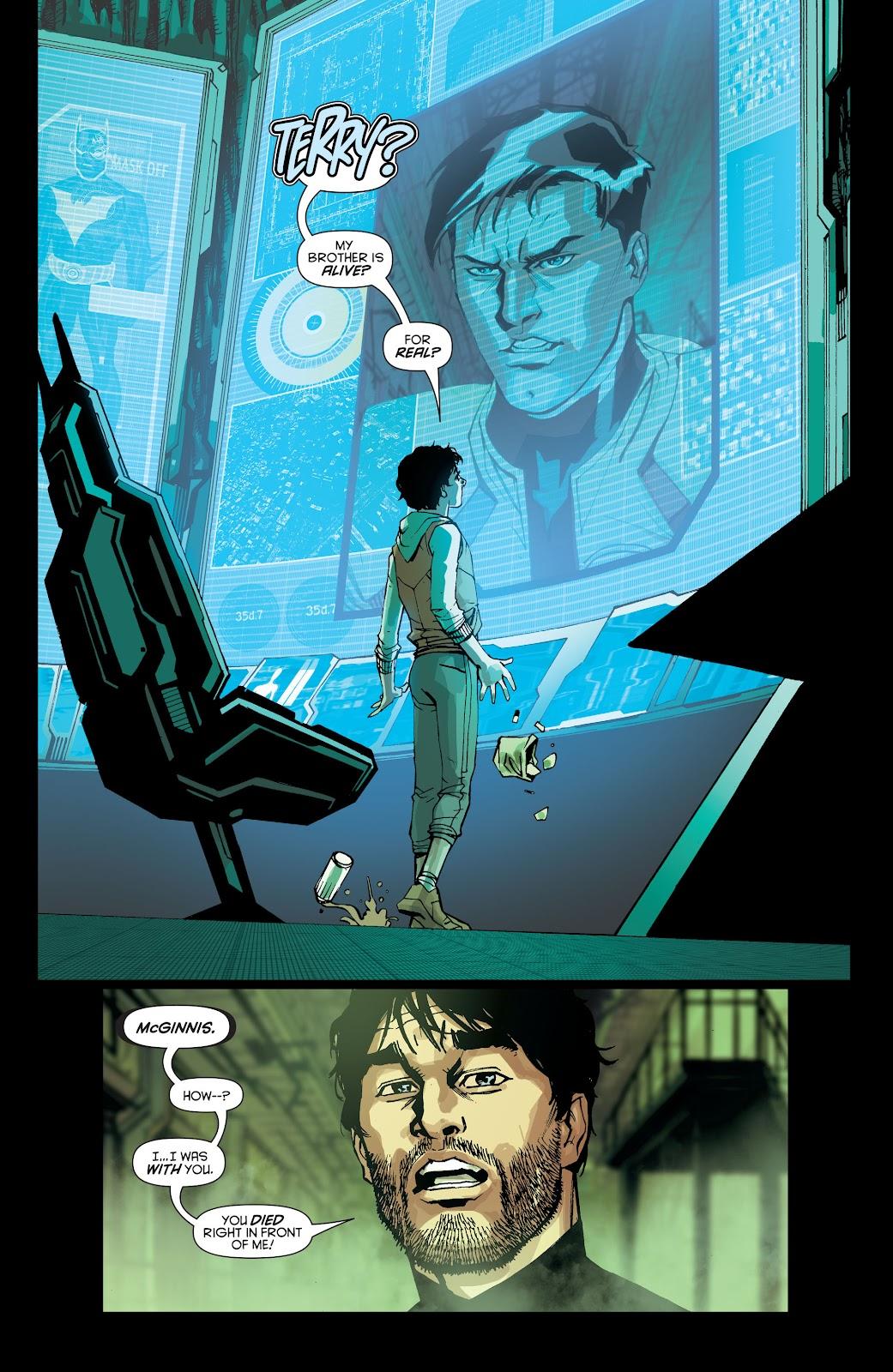 Batman Beyond (2015) Issue #15 #15 - English 17
