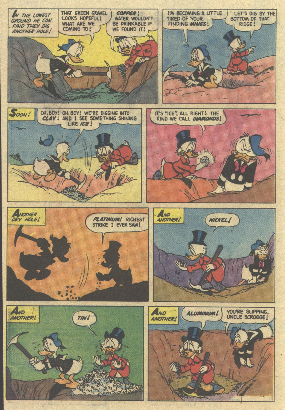 Uncle Scrooge (1953) Issue #171 #171 - English 20