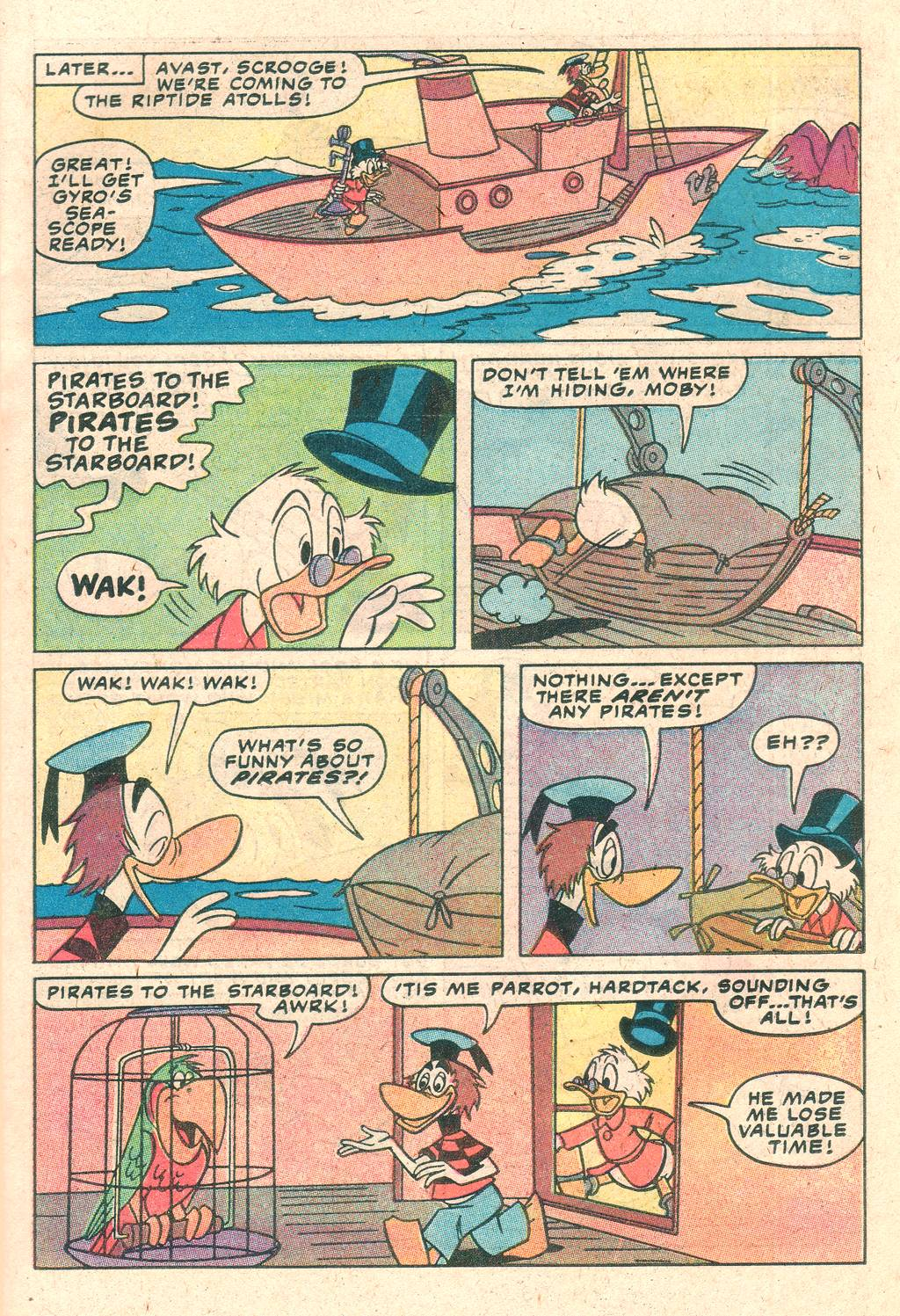Uncle Scrooge (1953) Issue #198 #198 - English 15