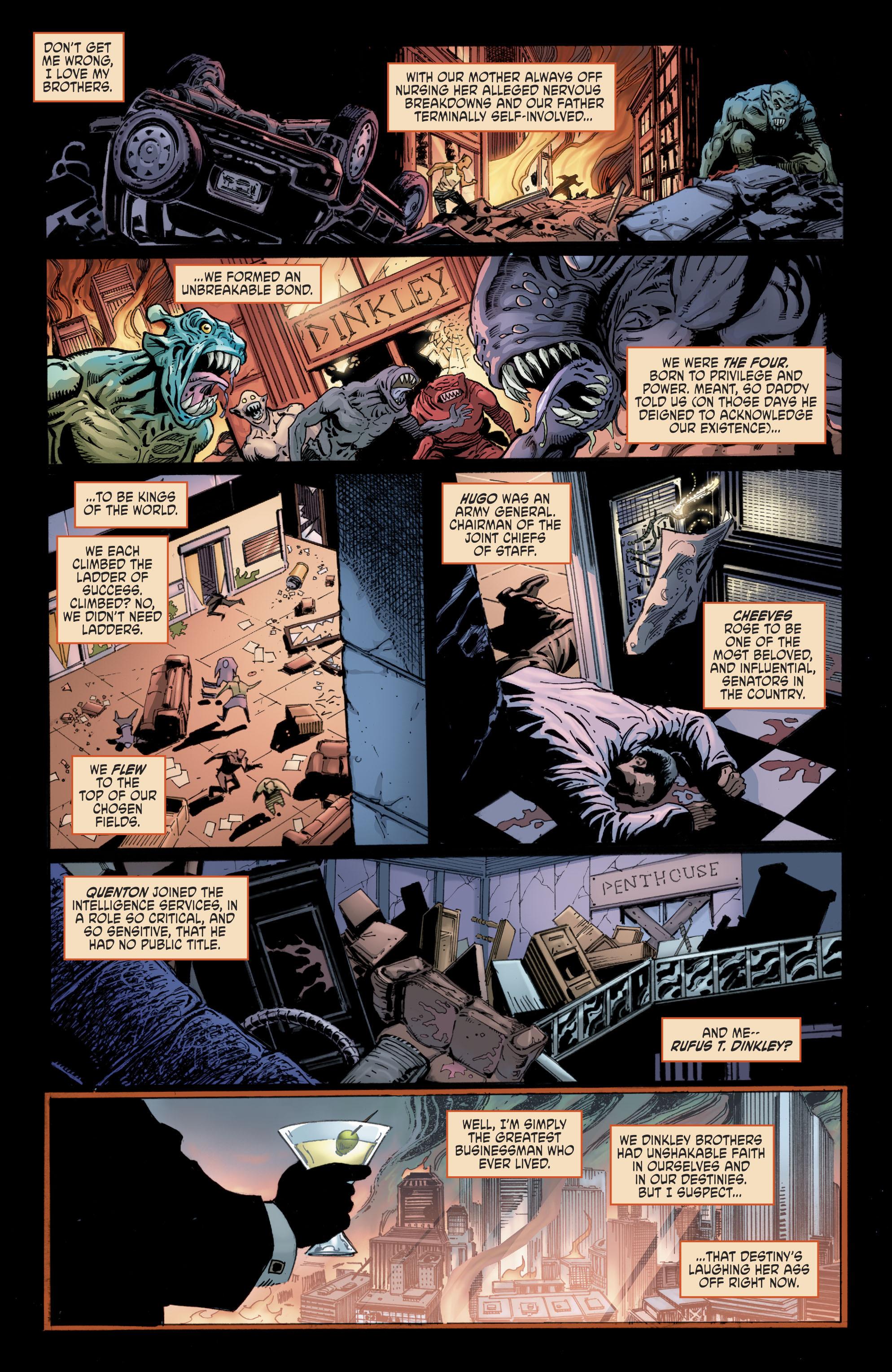 Read online Scooby Apocalypse comic -  Issue #11 - 22