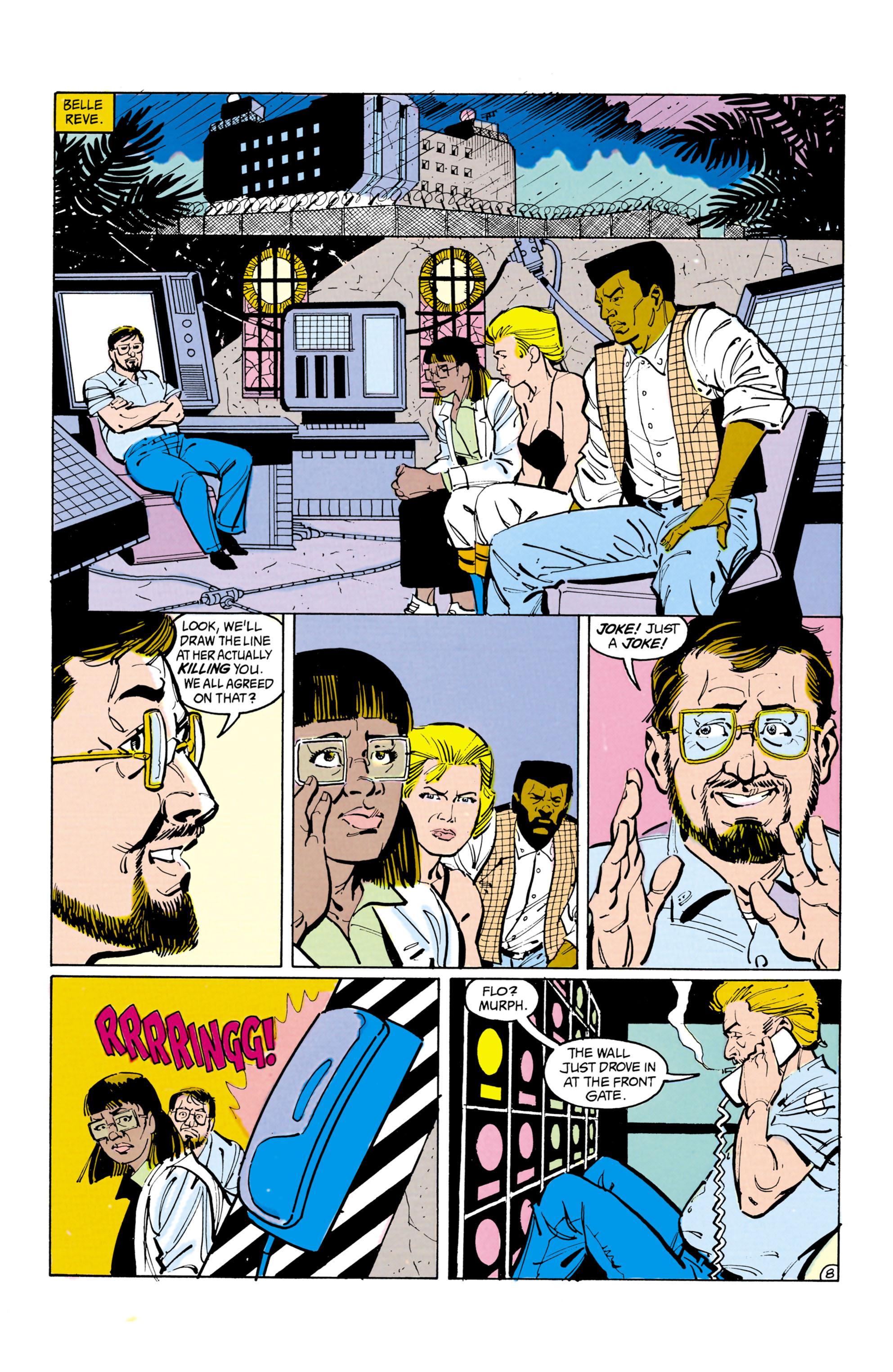 Suicide Squad (1987) 14 Page 8