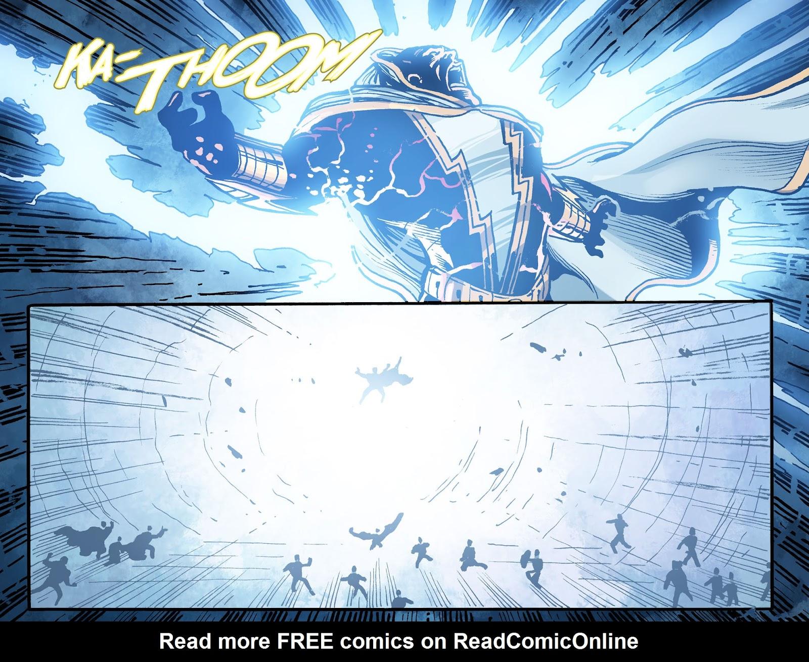 Injustice: Gods Among Us Year Four Issue #14 #15 - English 22