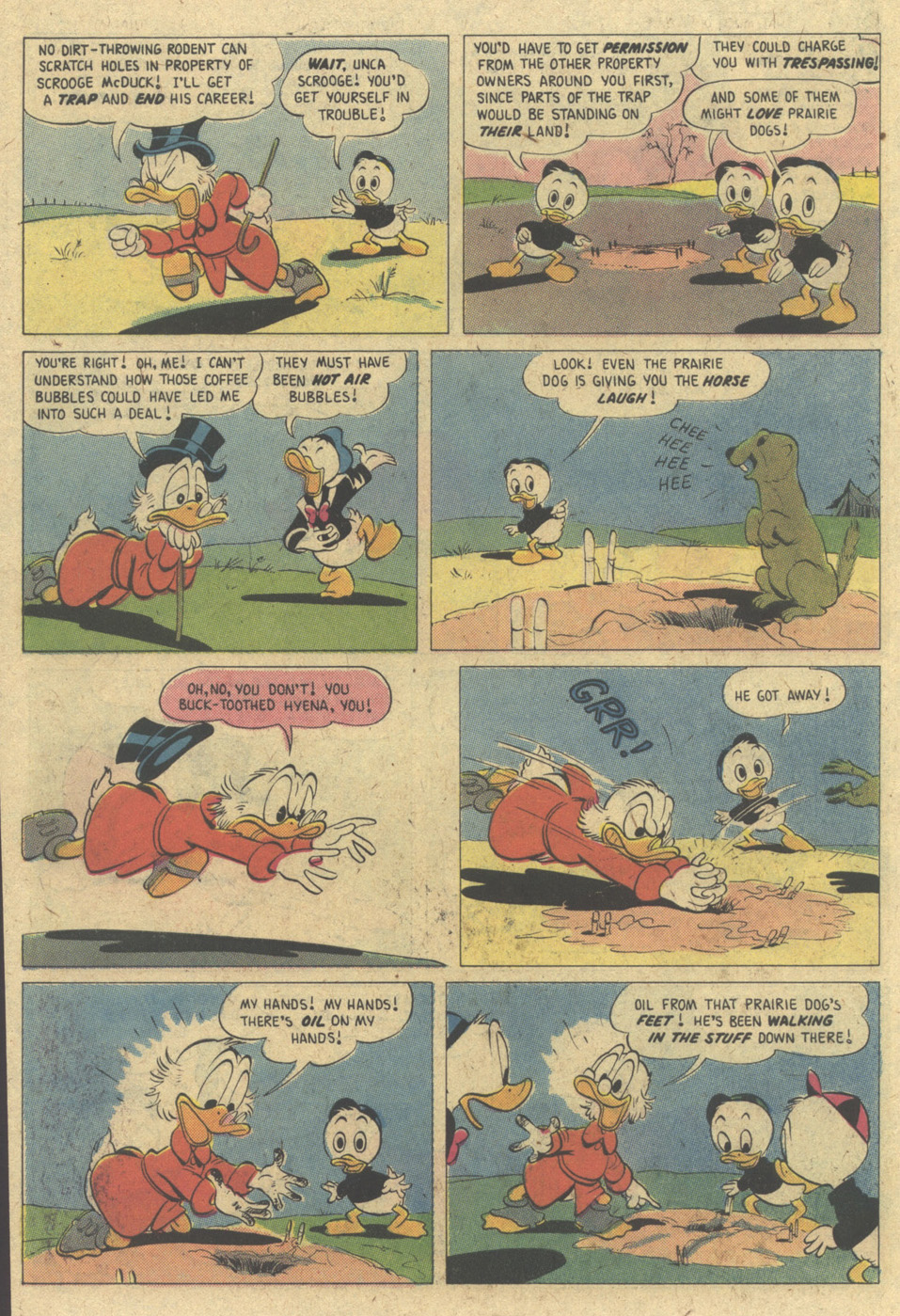 Uncle Scrooge (1953) Issue #188 #188 - English 30