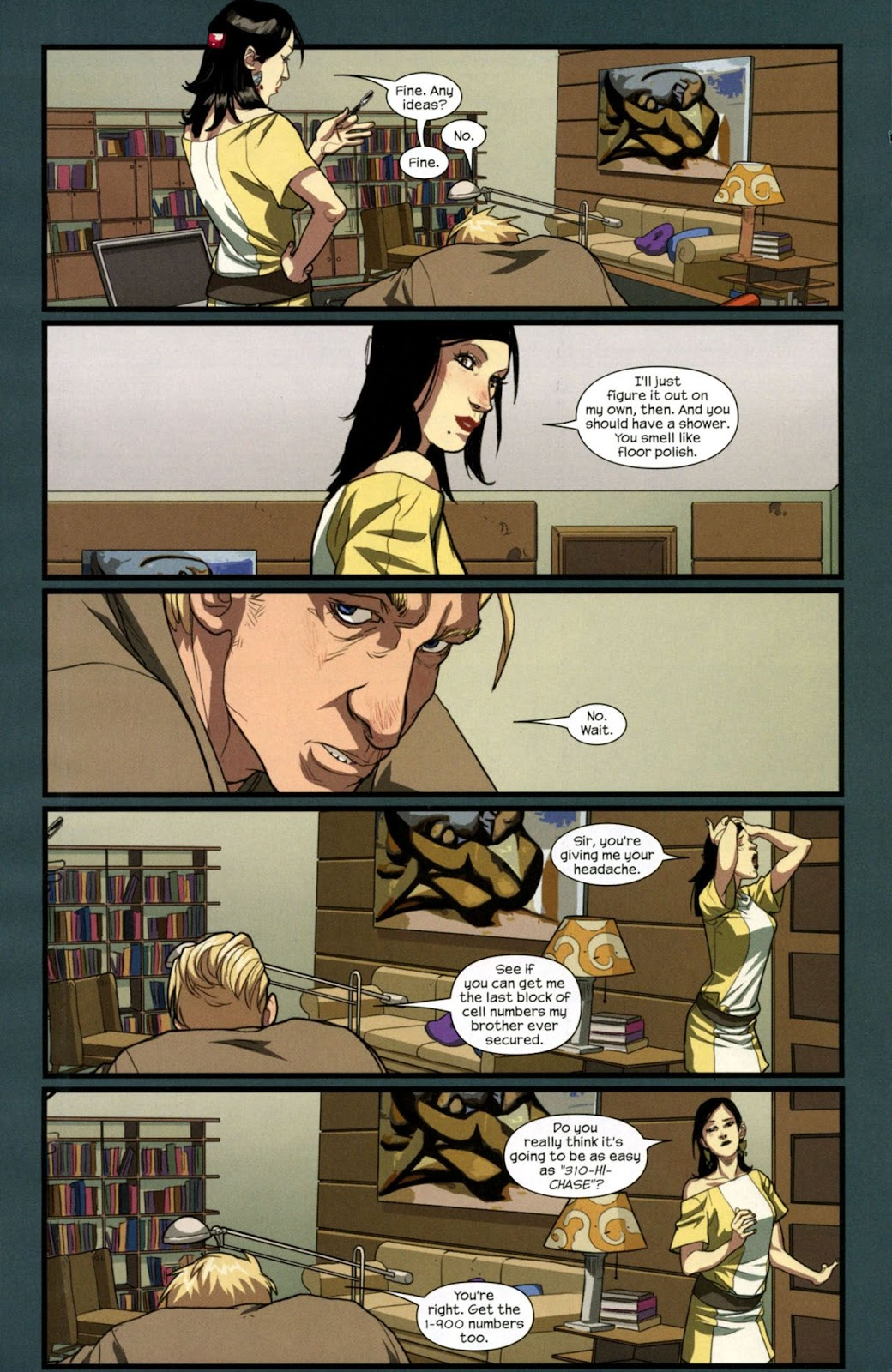 Runaways (2008) Issue #14 #14 - English 8
