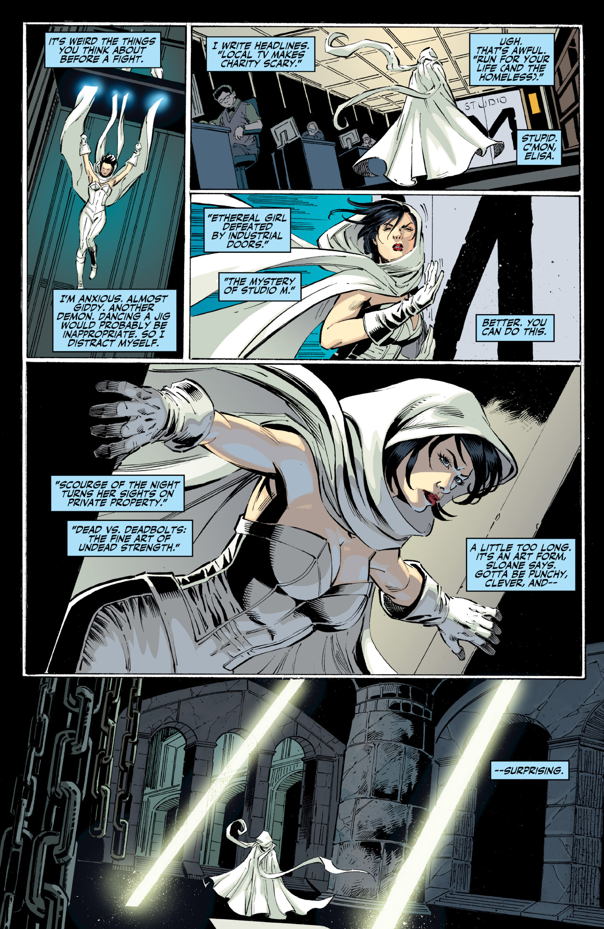 Read online Ghost (2013) comic -  Issue # TPB 2 - 23