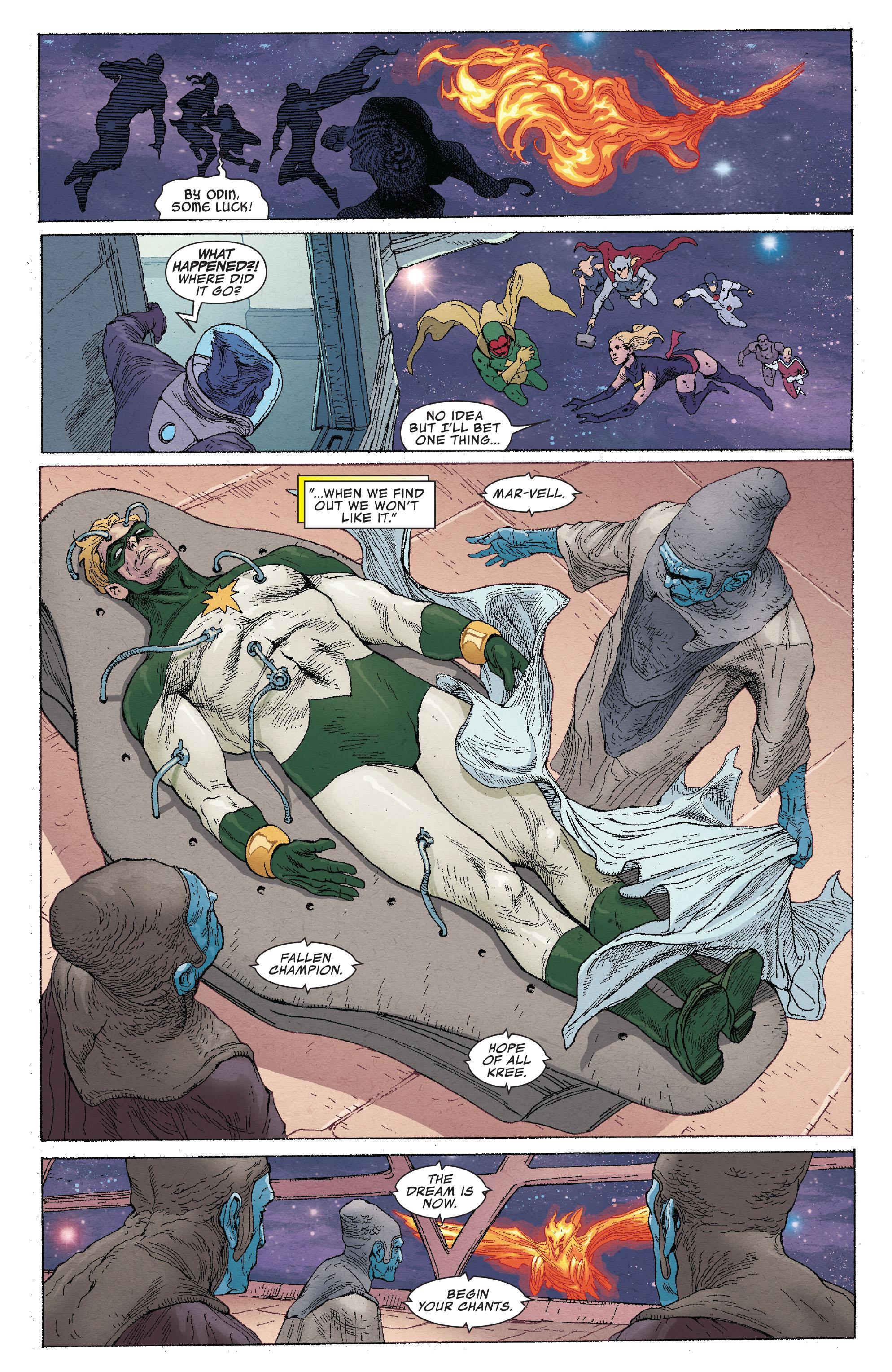 Read online Secret Avengers (2010) comic -  Issue #26 - 14