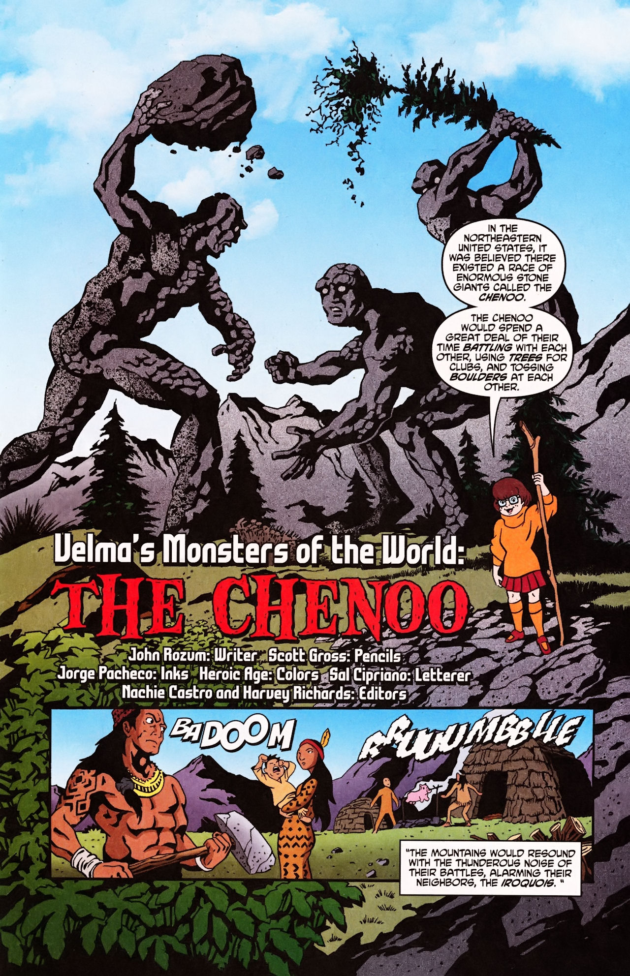 Read online Scooby-Doo (1997) comic -  Issue #142 - 10