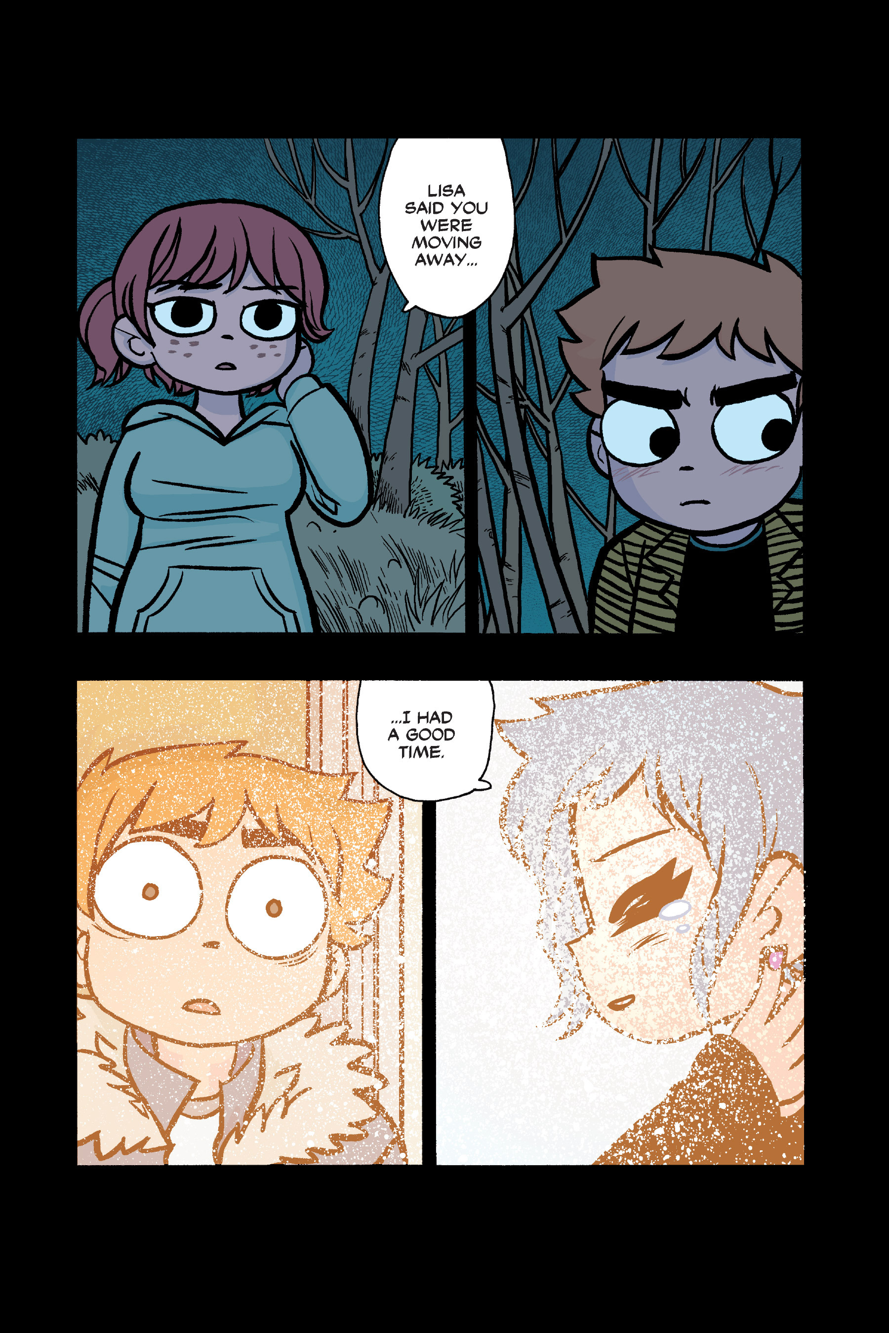 Read online Scott Pilgrim comic -  Issue #6 - 193