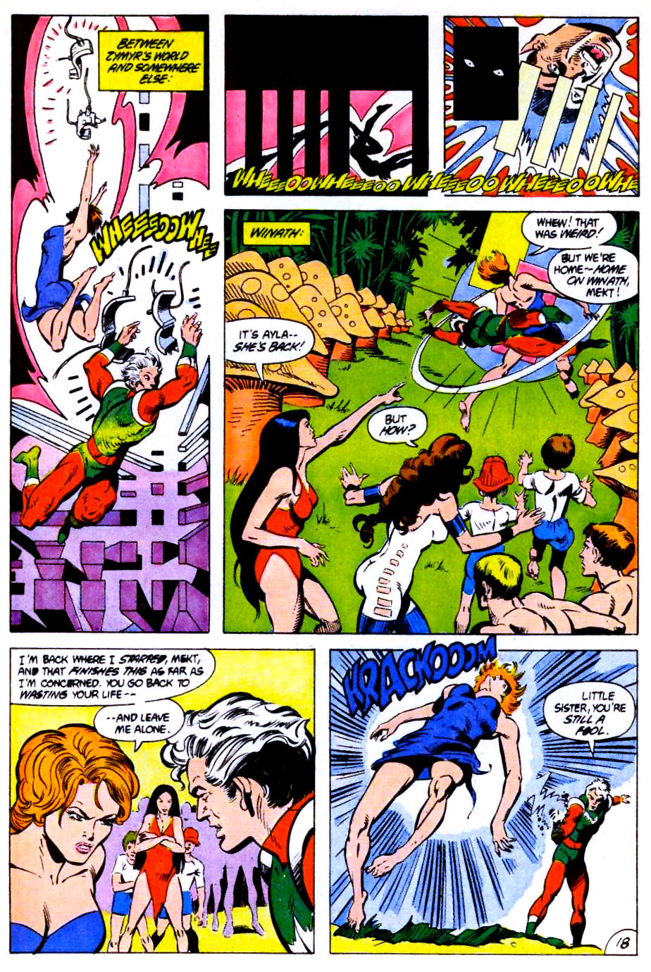 Tales of the Legion Issue #331 #18 - English 19